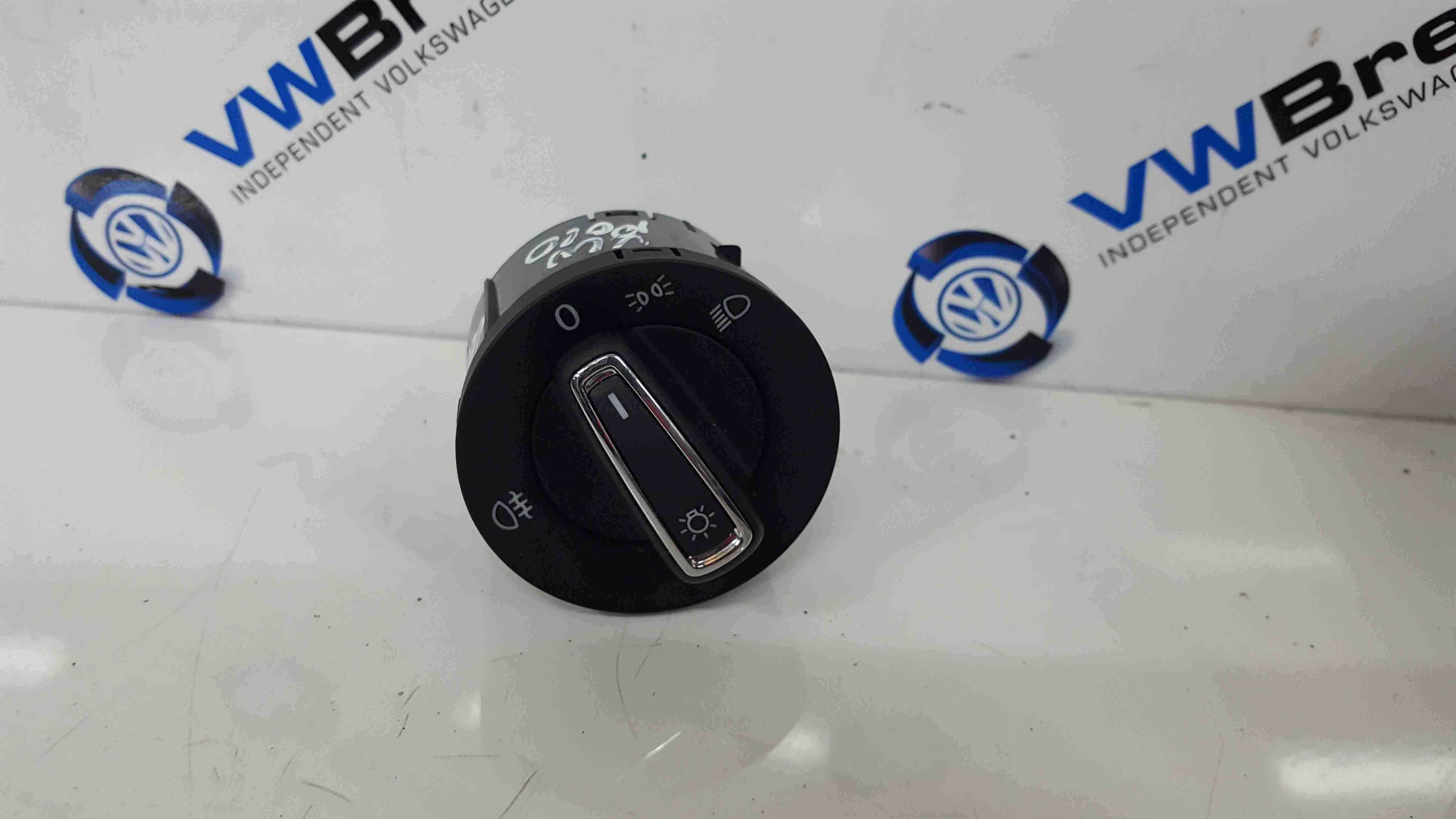 Volkswagen Polo 6R 6C 2009-2017 Headlight Adjuster Panel Switch 5G0941431AJ