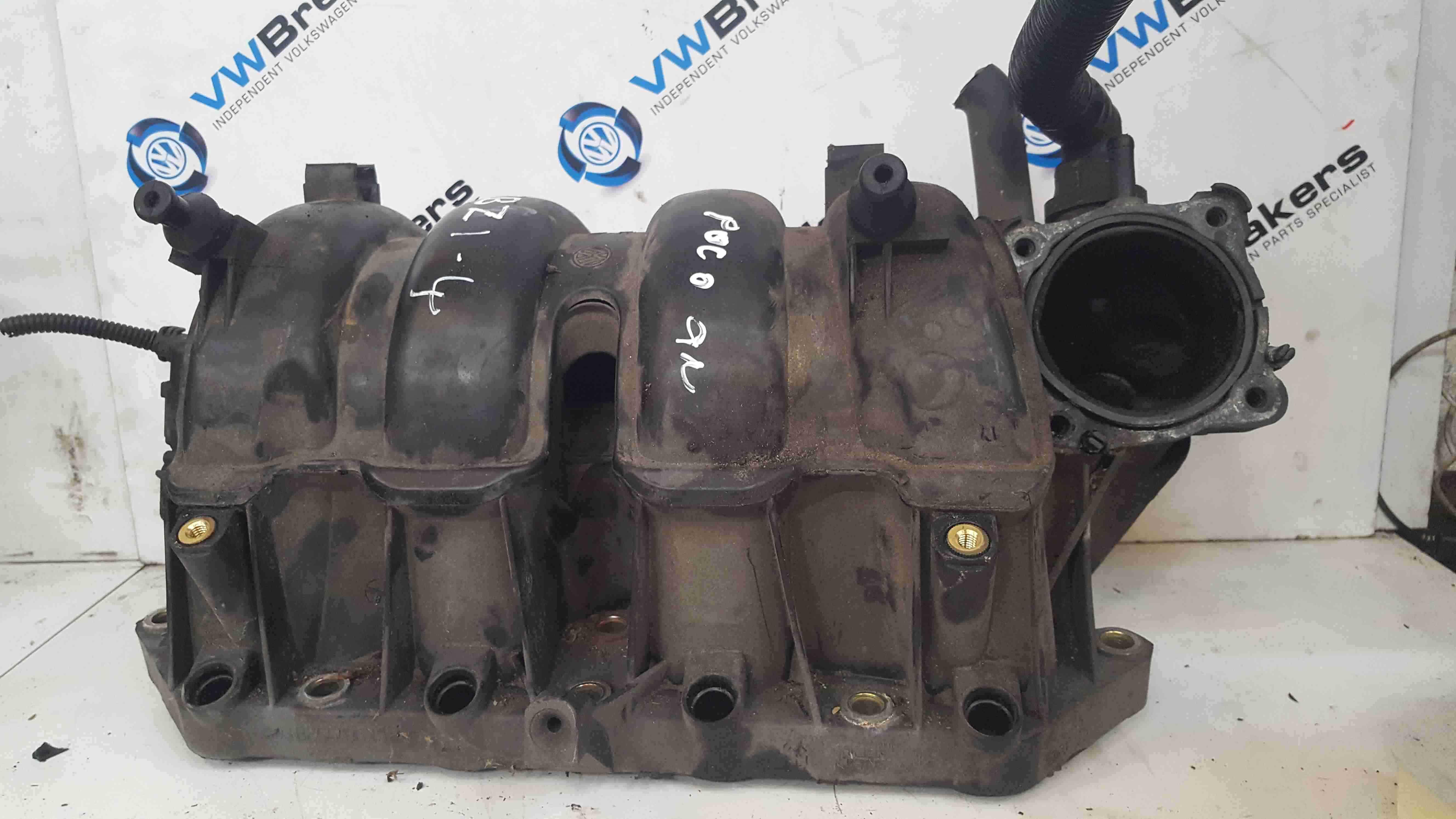 Volkswagen Polo 9N 2003-2006 1.4 16v Inlet Manifold Mani BBZ 036129711FG