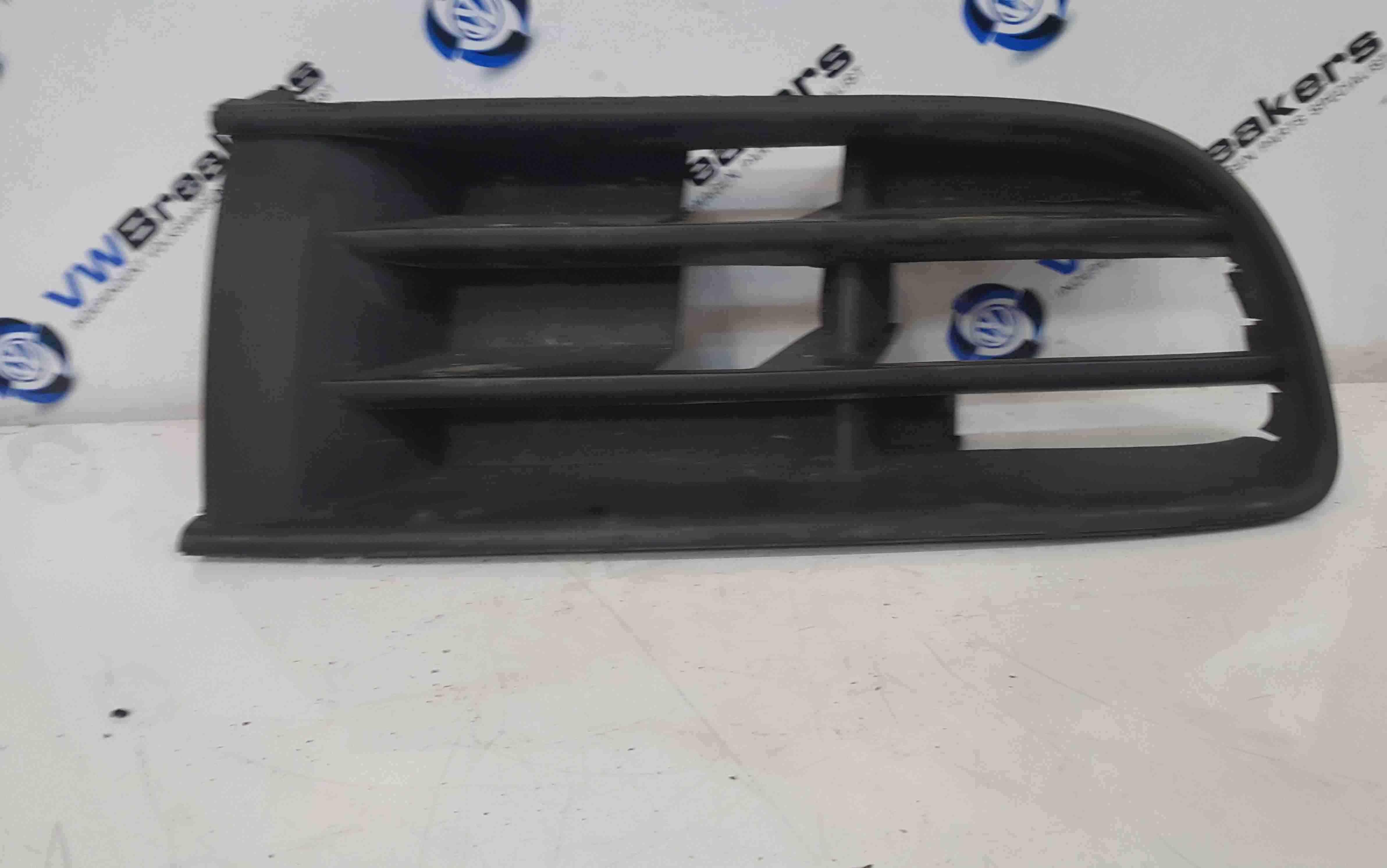 Volkswagen Polo 9N 2003-2006 Drivers OS Front Bumper Grill 6q0858666d