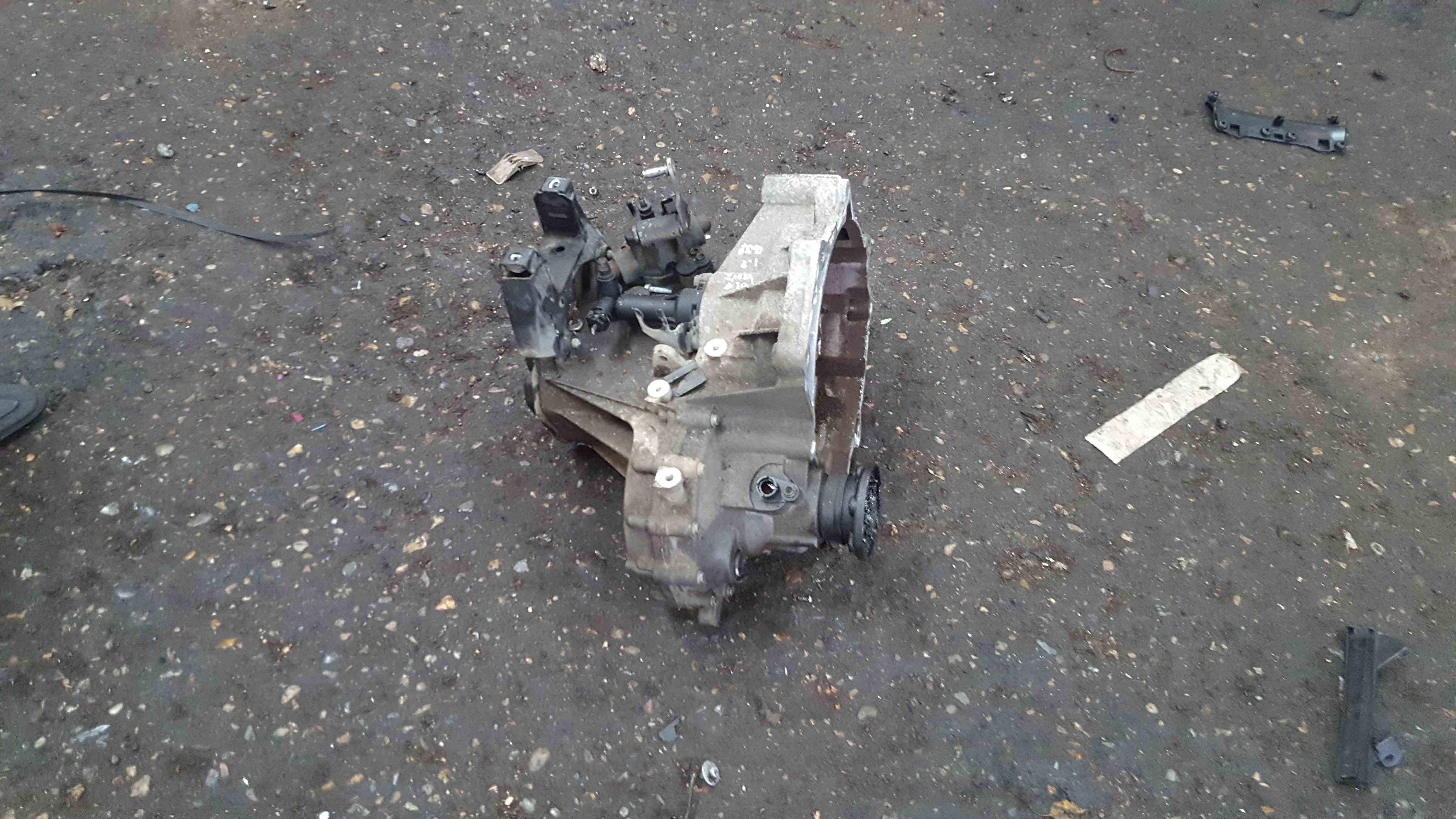 Volkswagen Polo 9N3 2006-2008 1.2 12v 5 Speed Manual Gearbox GSF