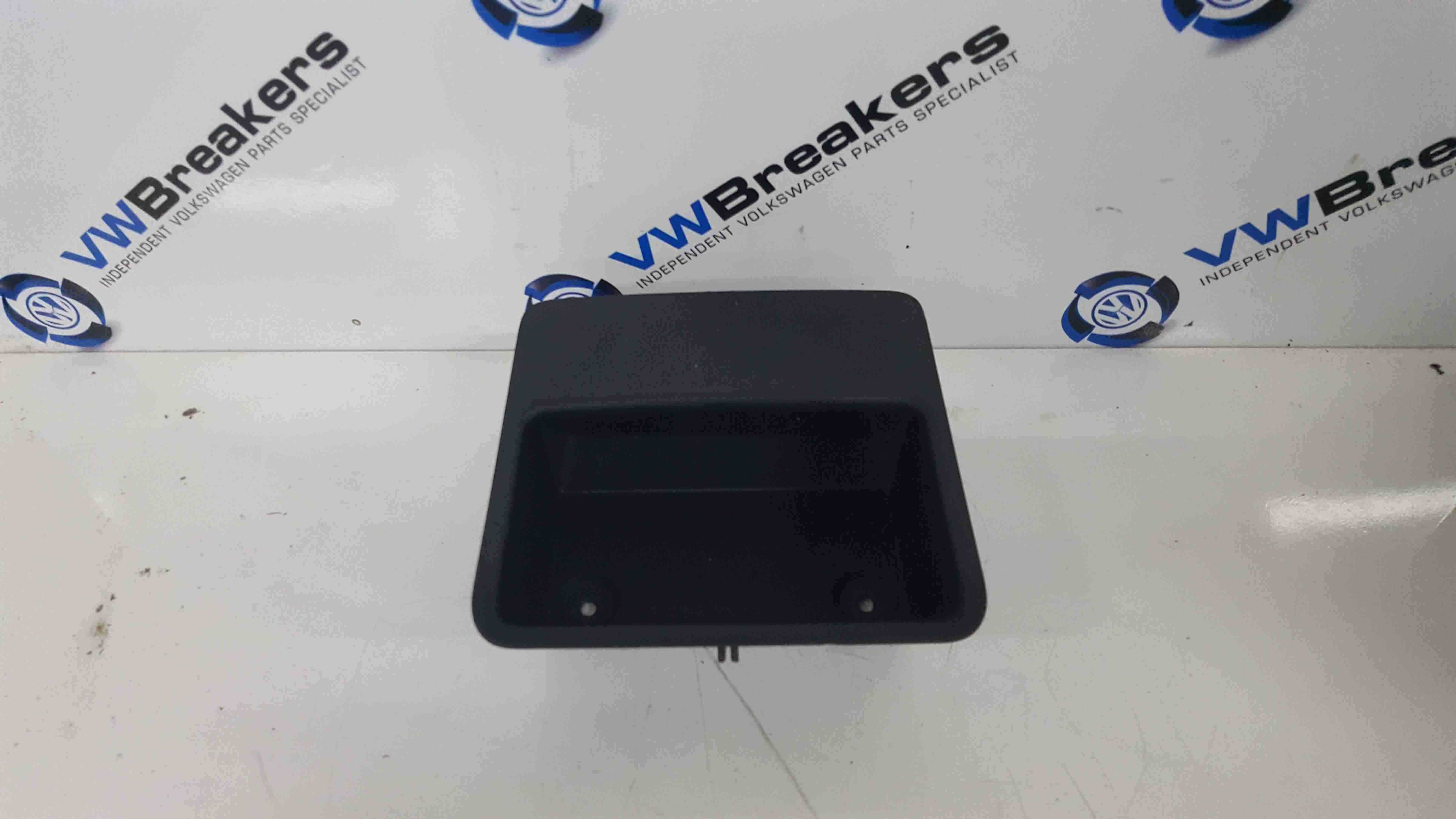 Volkswagen Scirocco 2008-2014 Arm Rest Cubby Hole Tray 1K5863383C