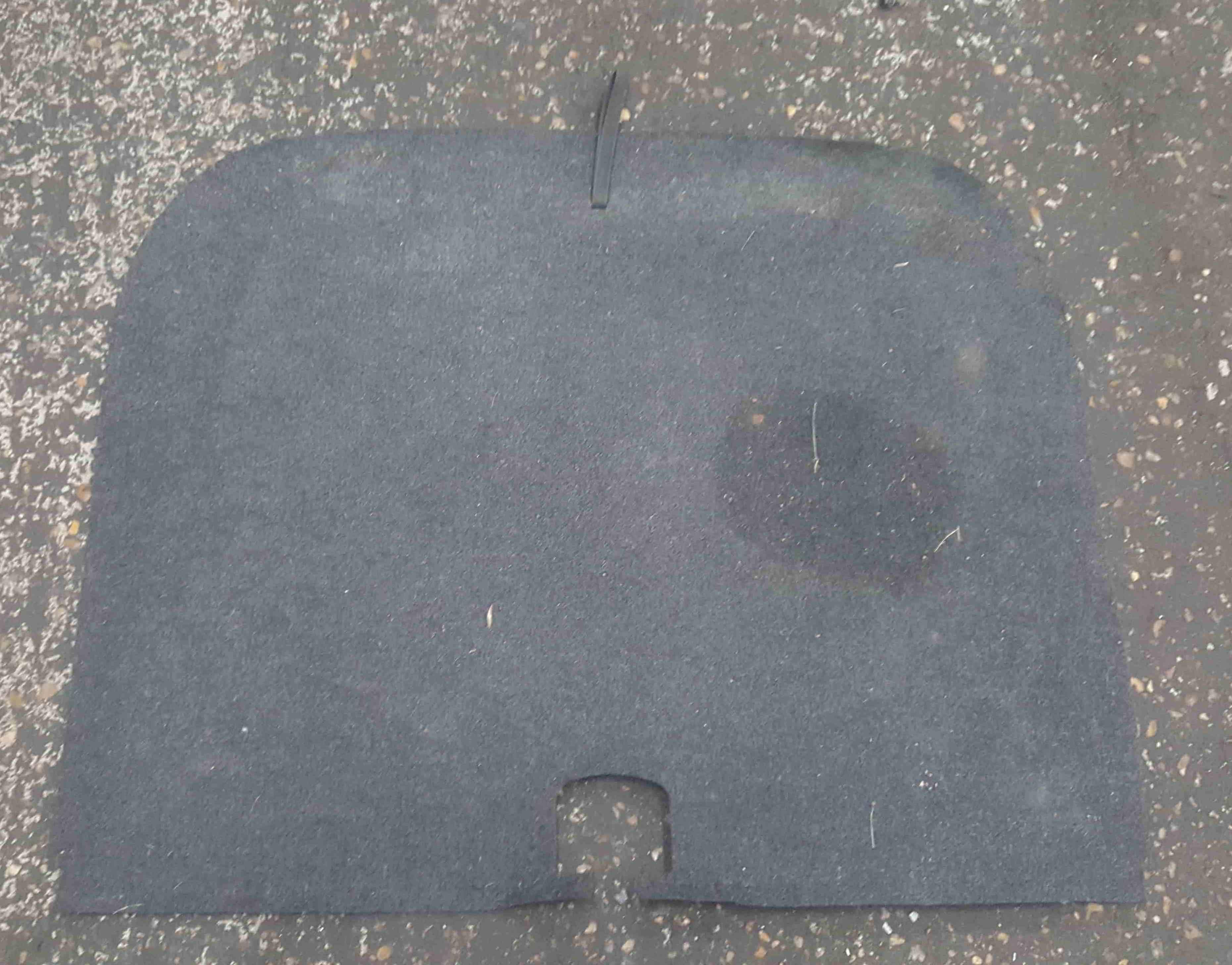 Volkswagen Scirocco 2008-2014 Boot Floor Liner Carpet Spare Cover 1K8863463B