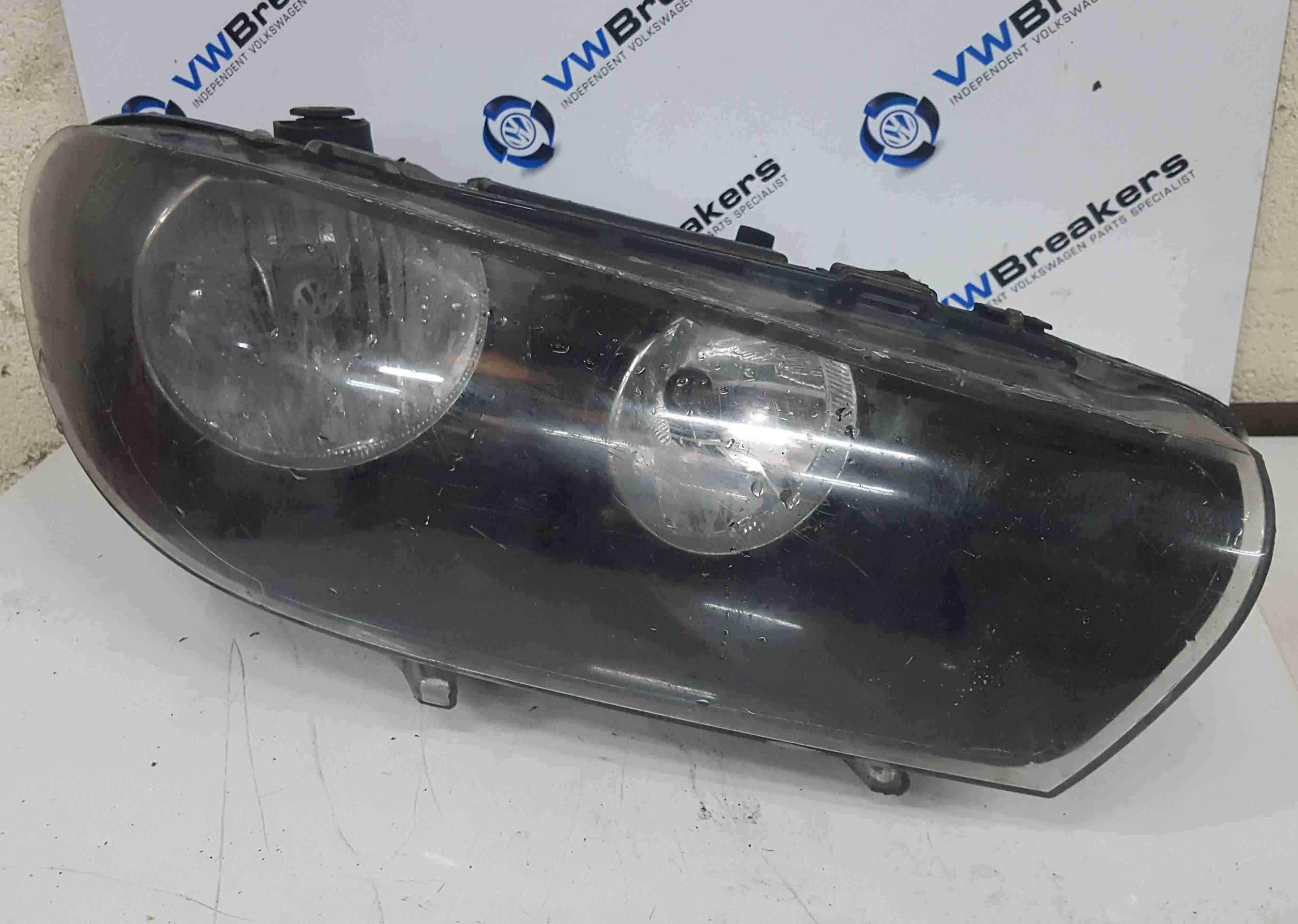 Volkswagen Scirocco 2008-2014 Drivers OSF Front Headlight 1K8941006H