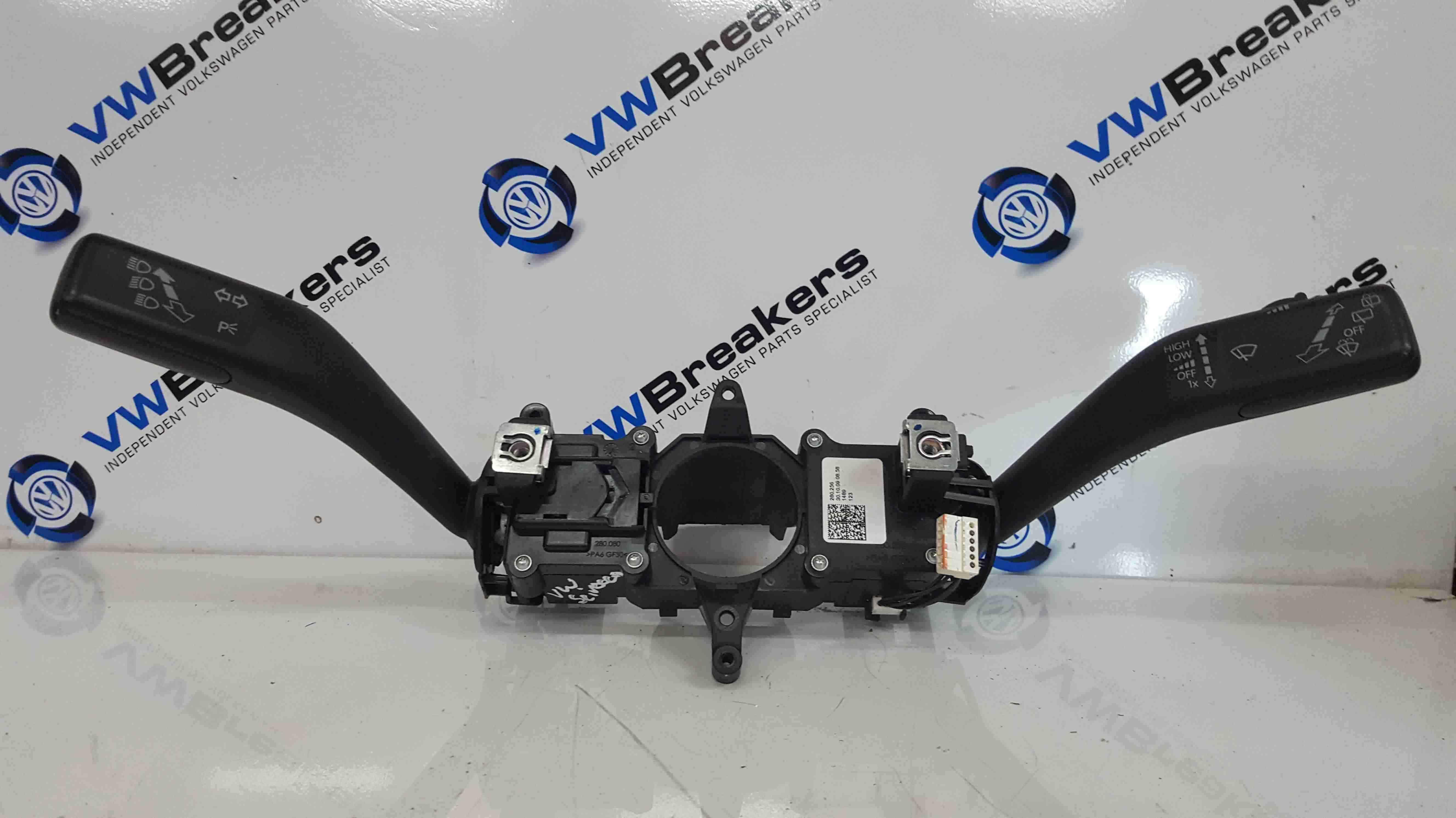 Volkswagen Scirocco 2008-2014 Steering Wheel Stalks Switches 5K0953521T