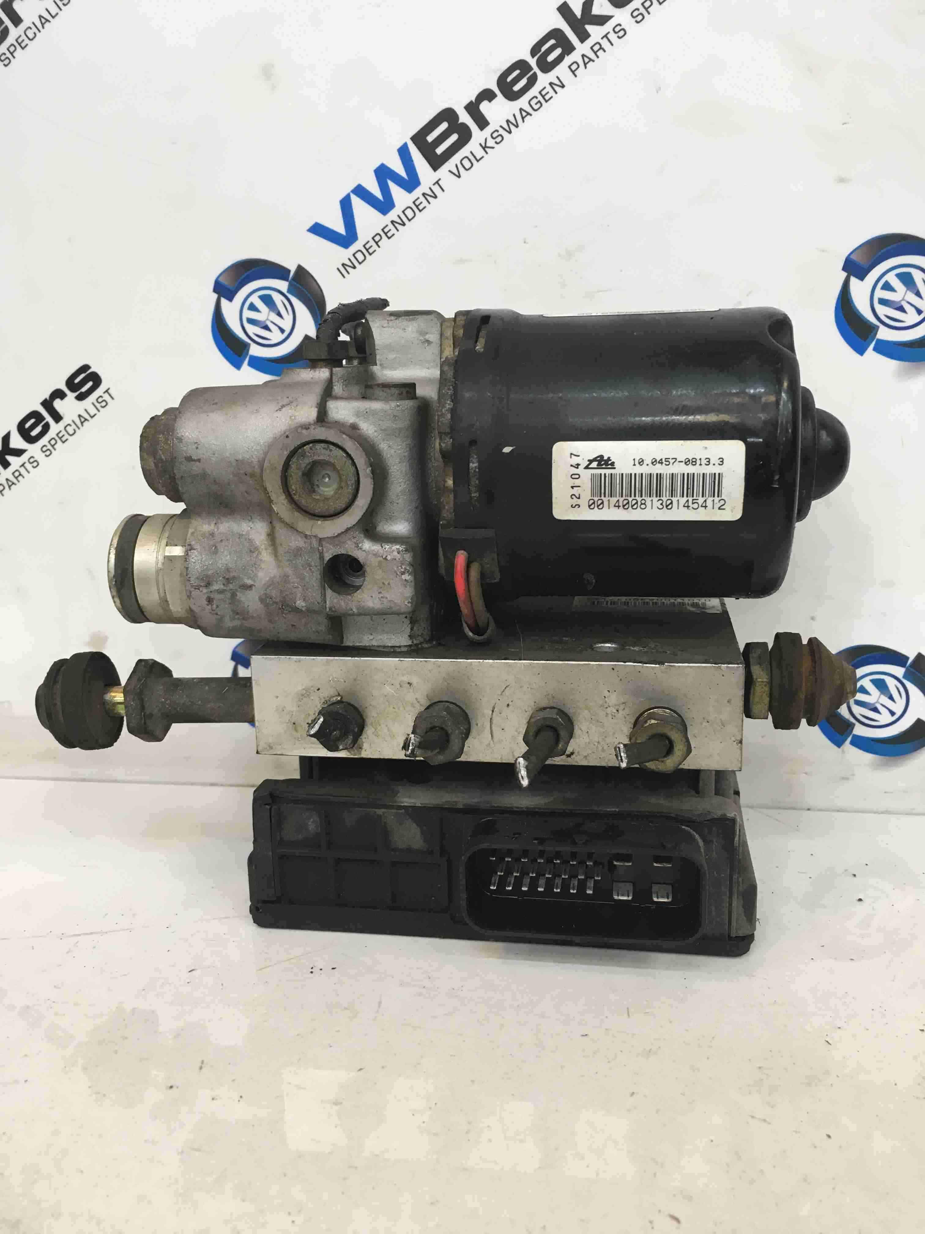 Volkswagen Sharan 1995-2003 ABS Pump Unit + Module 7M0614111K 7M0907379