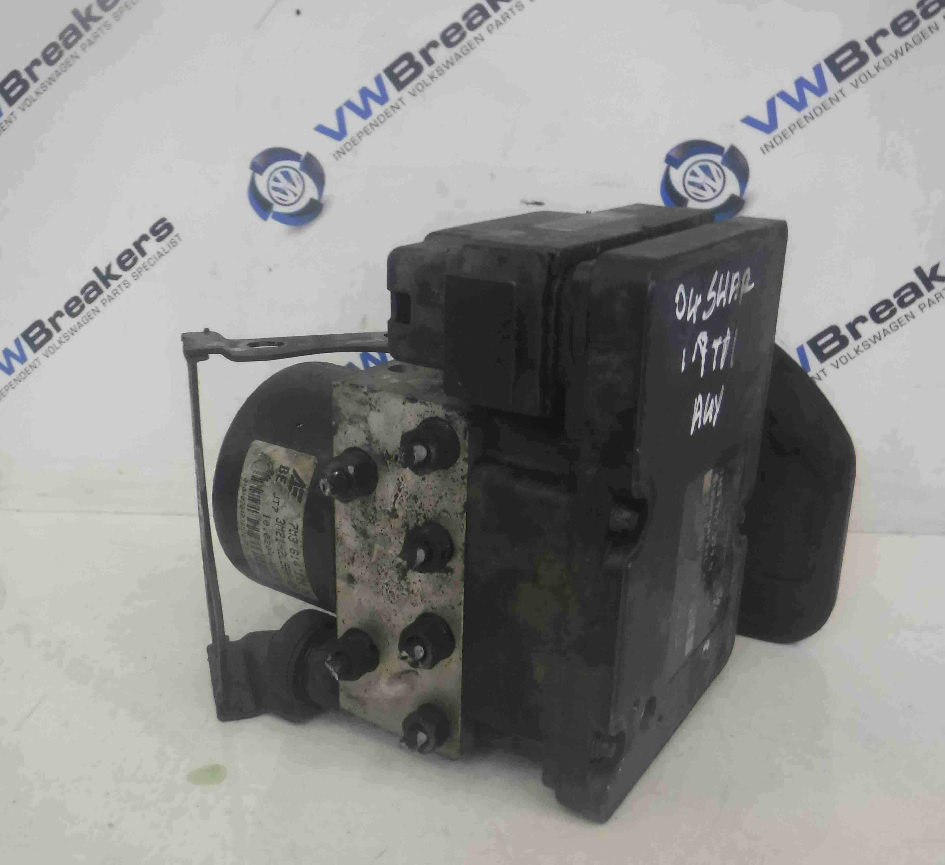 Volkswagen Sharan 2000-2003 ABS Pump Unit 7M3614111H 7M3907379P