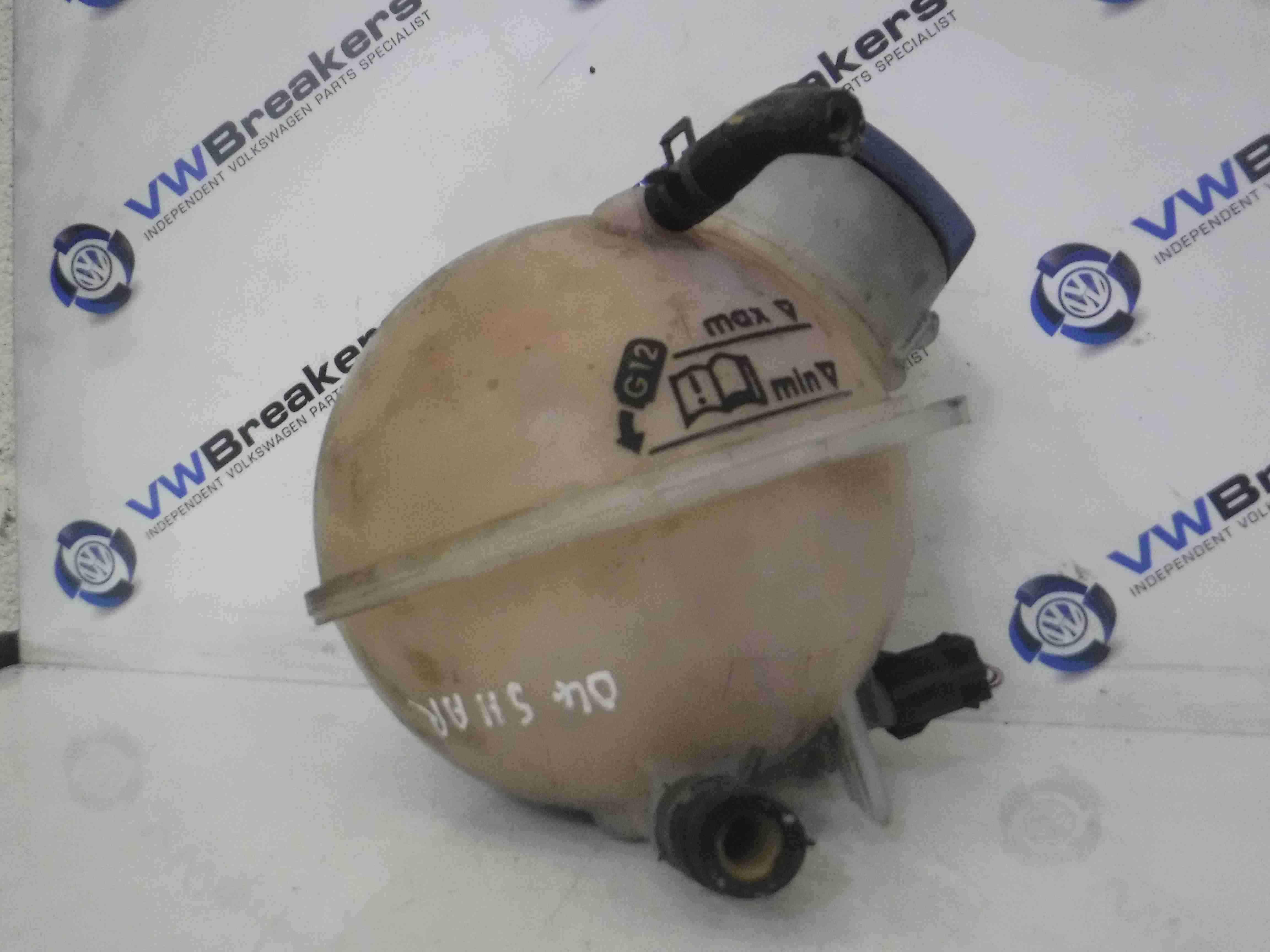 Volkswagen Sharan 2000-2003 Expansion Coolant Bottle