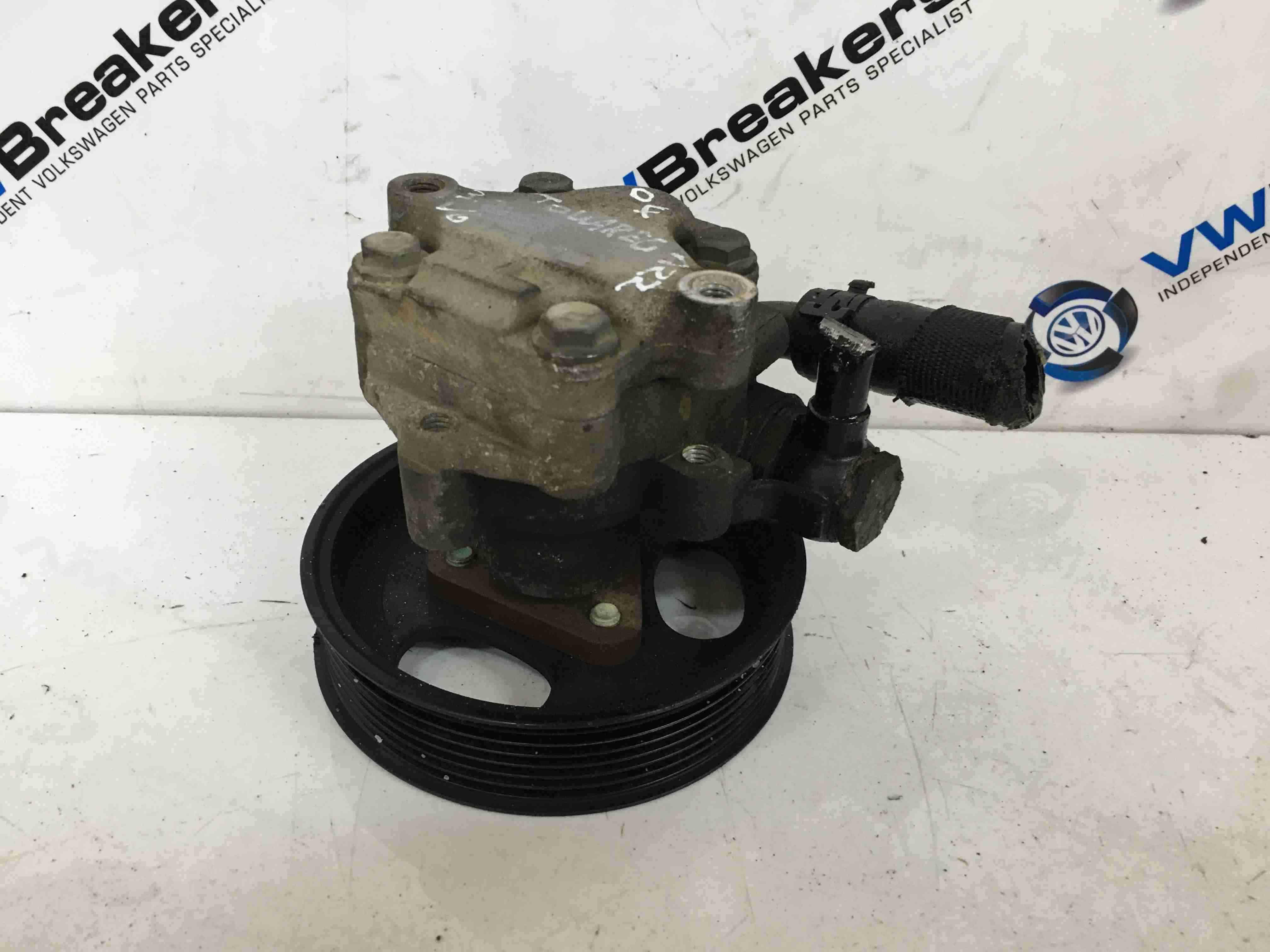 Volkswagen Touareg 2002-2007  3.2 V6 Power Steering Pump 7L6422154ES