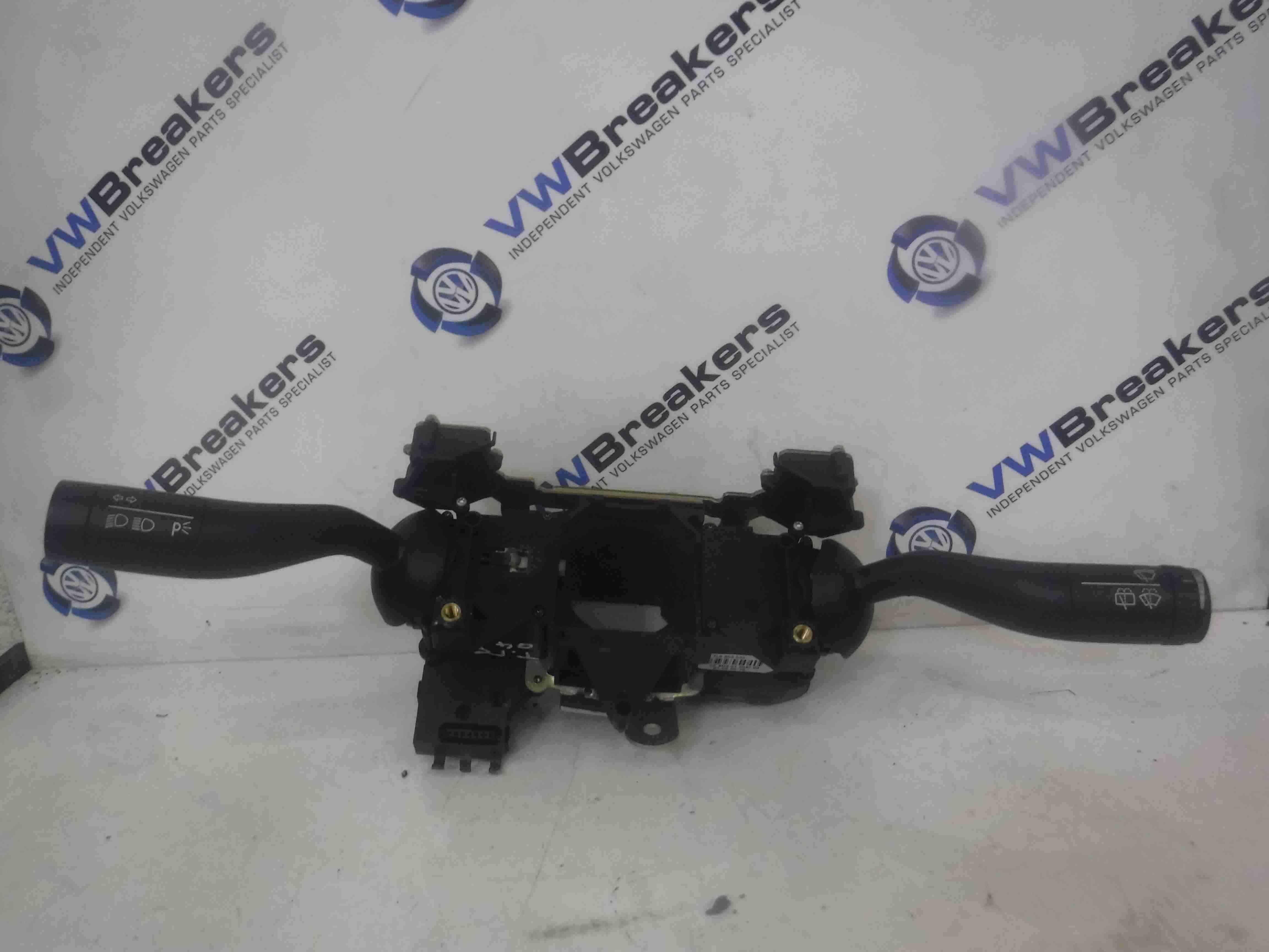 Volkswagen Touareg 2002-2007 Indicator Headlight Washer Stalk Module 7L6953503