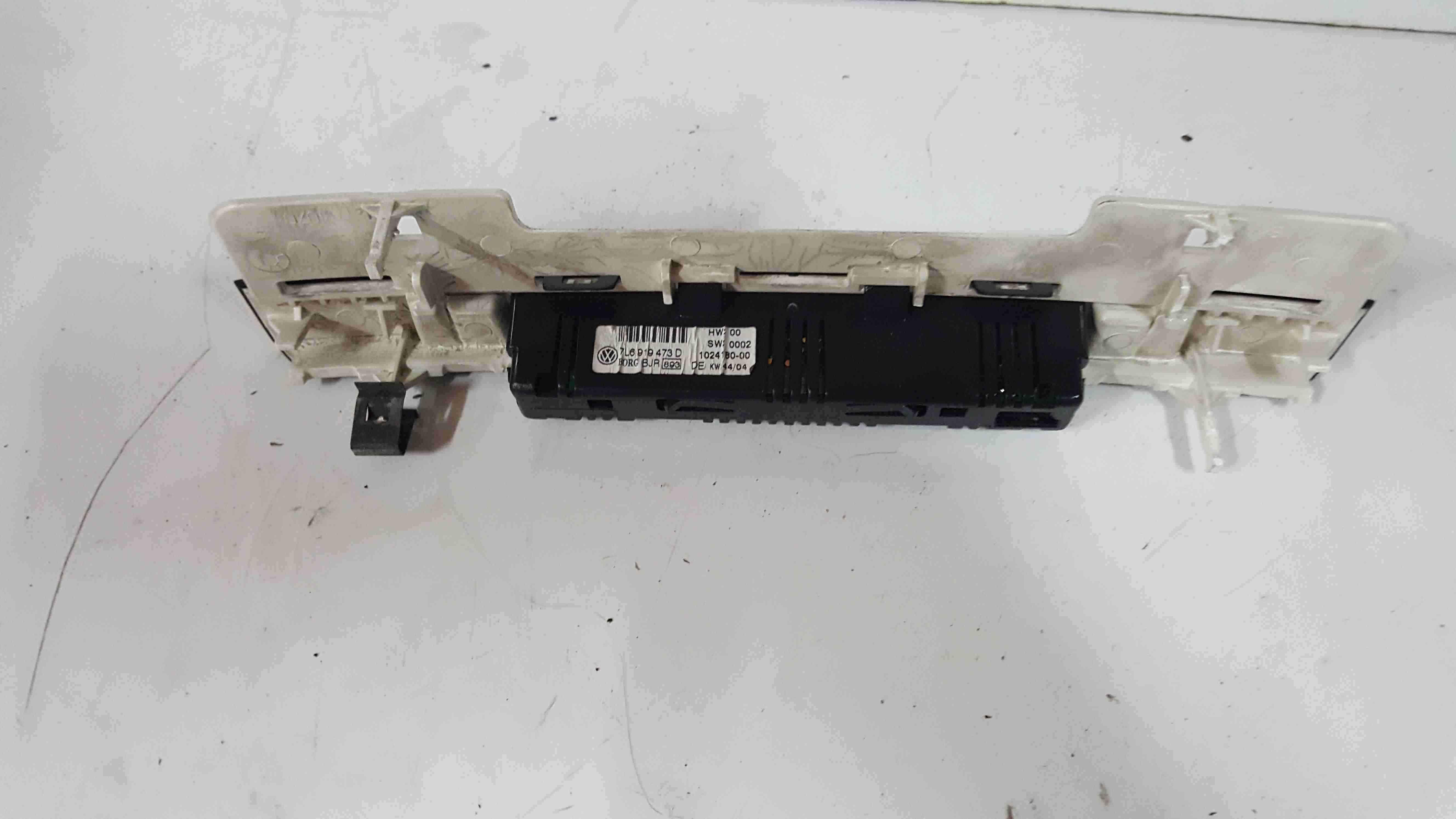 Volkswagen Touareg 2002-2007 Parking Aid Sensor Display Unit 7L6919473D