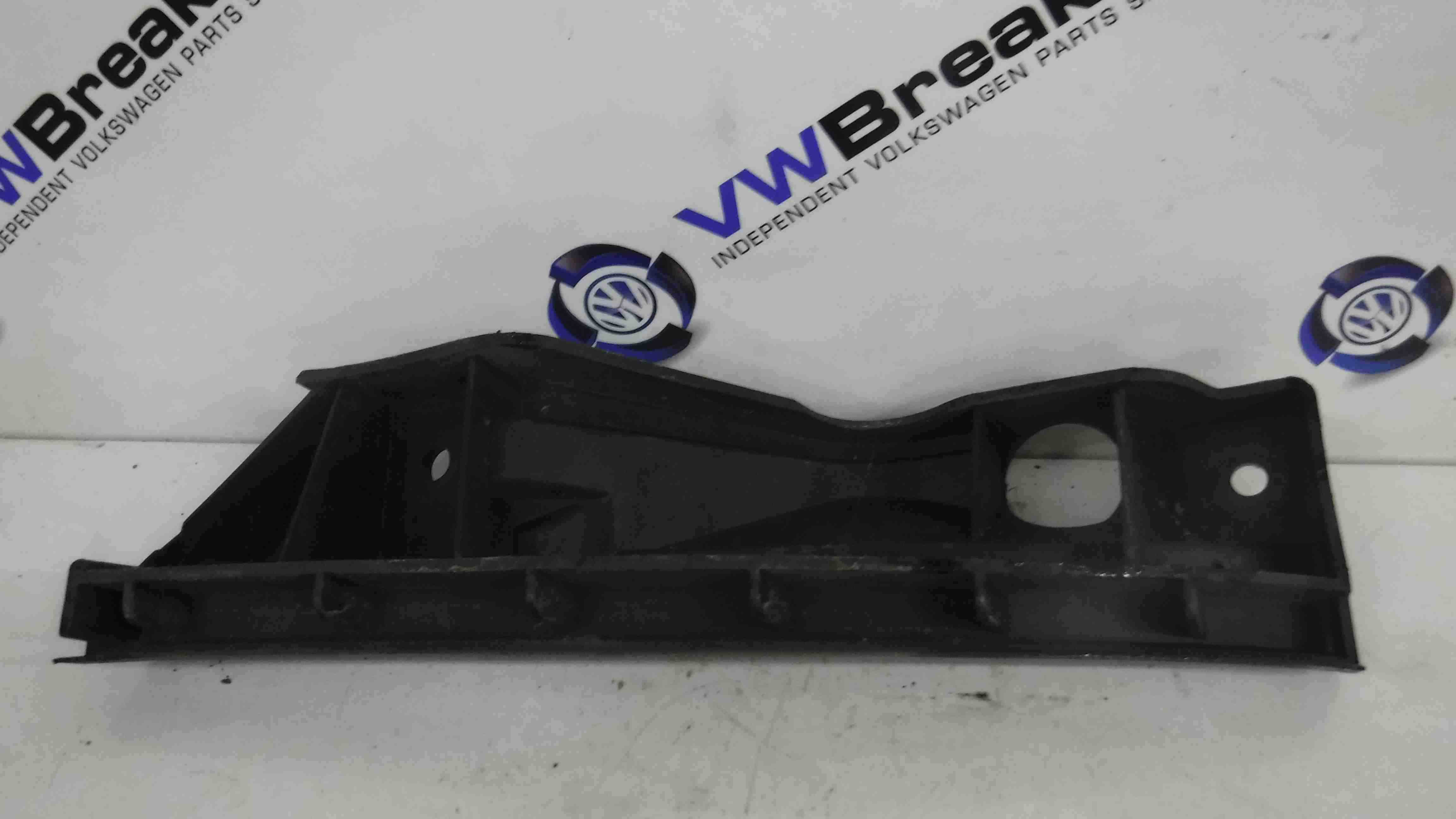 Volkswagen Touran 2003-2006 Drivers OSF Front Bumper Support Bracket 1T0807890A