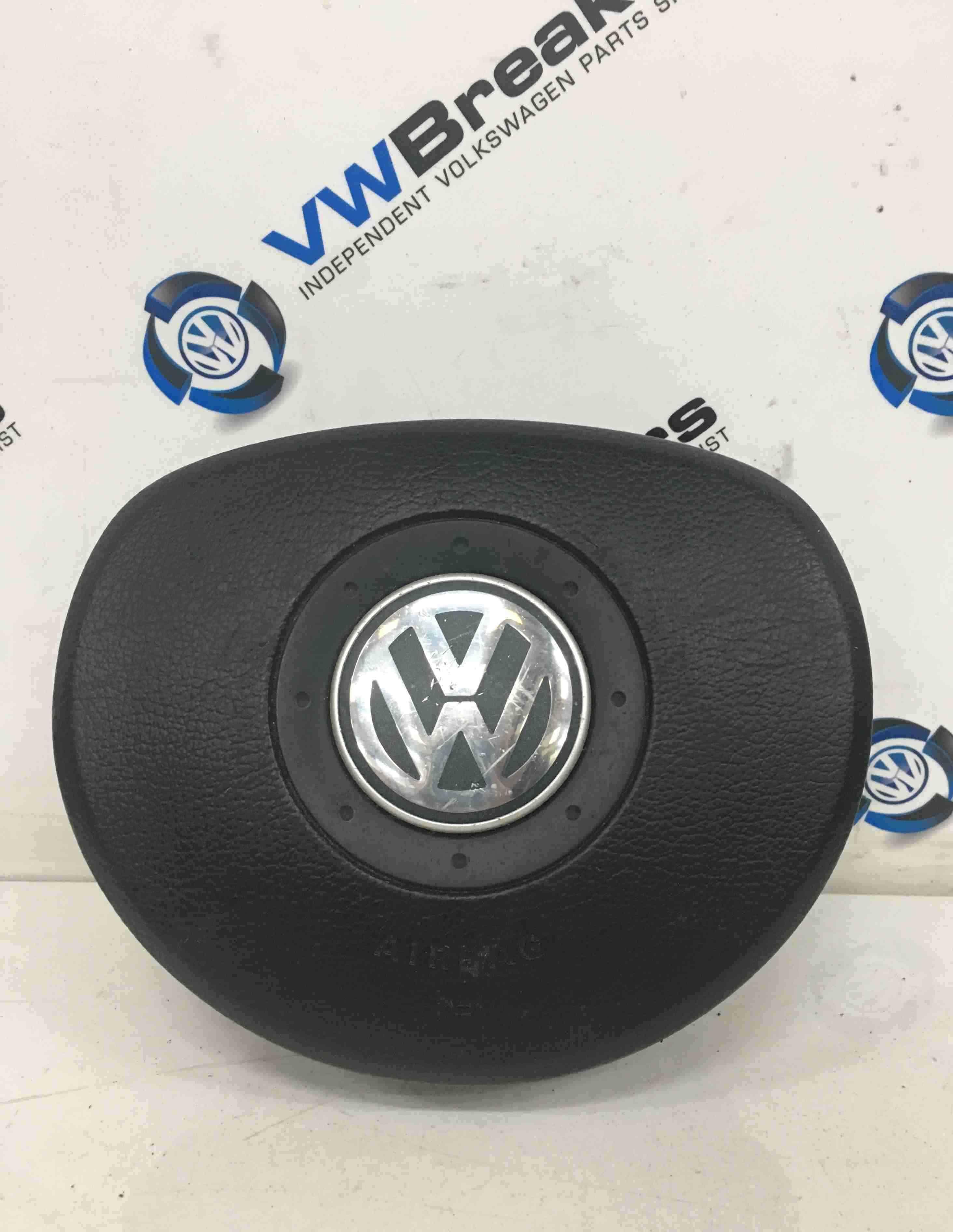 Volkswagen Touran 2003-2006 Steering Wheel Airbag 1T0880201A