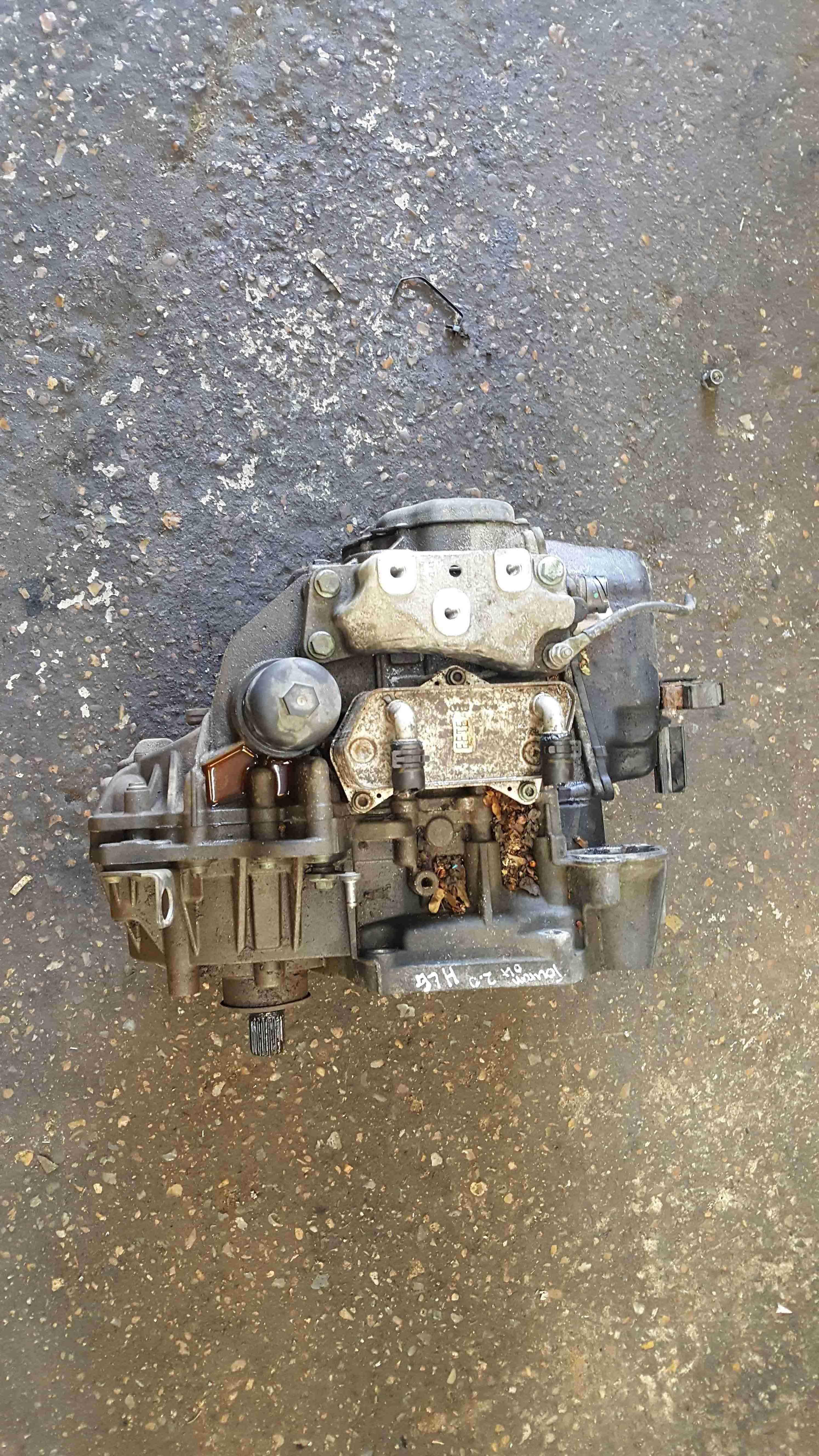 Volkswagen Touran 2003-2010 2.0 TDi Automatic Auto Gearbox HLG