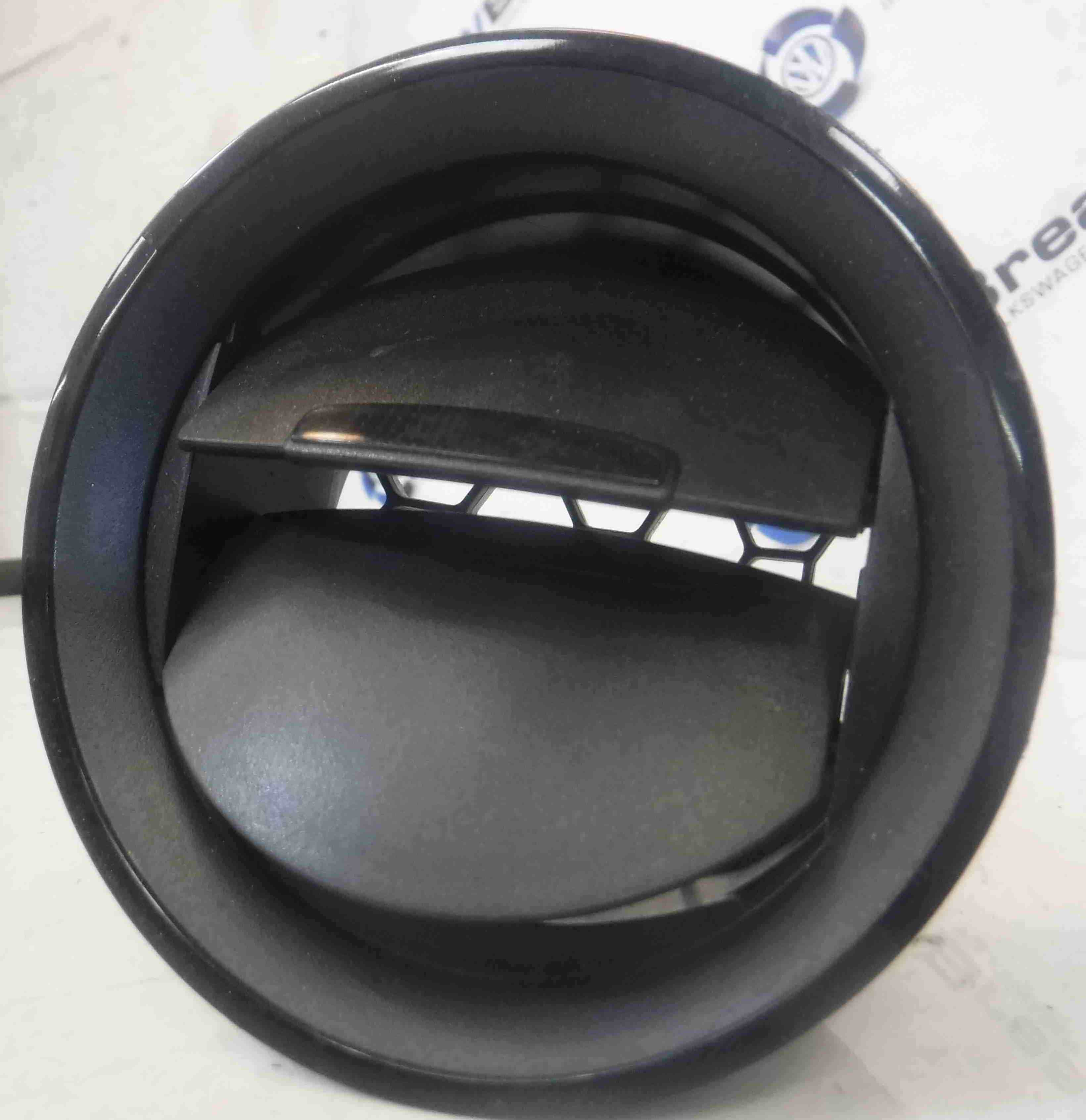Volkswagen UP 2011-2017 Drivers OSF Front Heater Vent Gloss Black