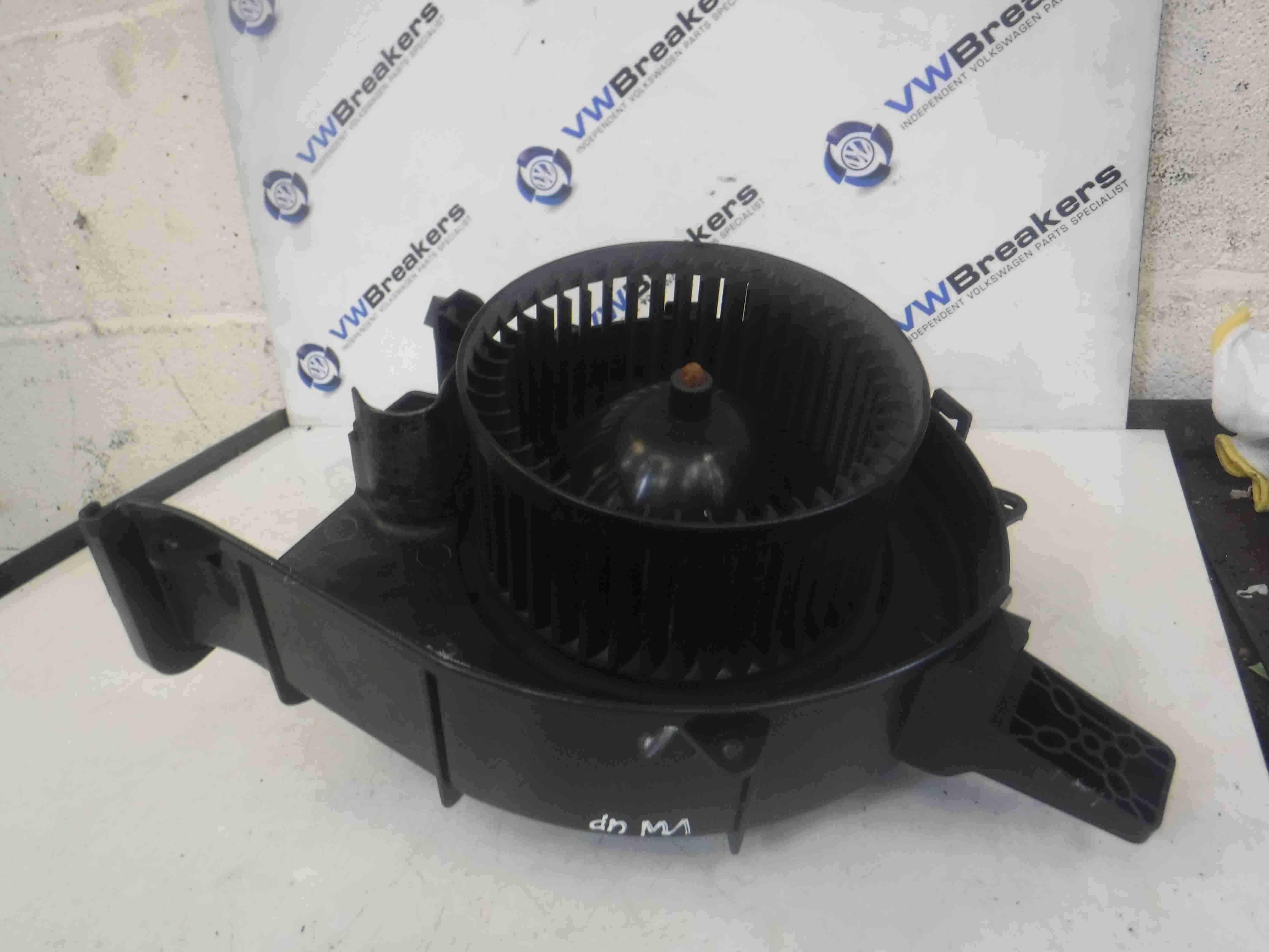 Volkswagen UP 2011-2017 Heater Blower Motor Fan 1S2819015B