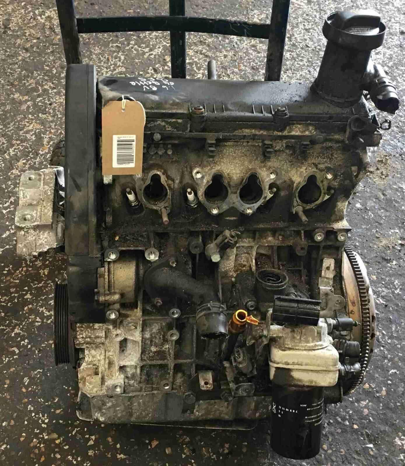 Volkswagen Beetle 1998-2006 1.6 8v Engine BFS