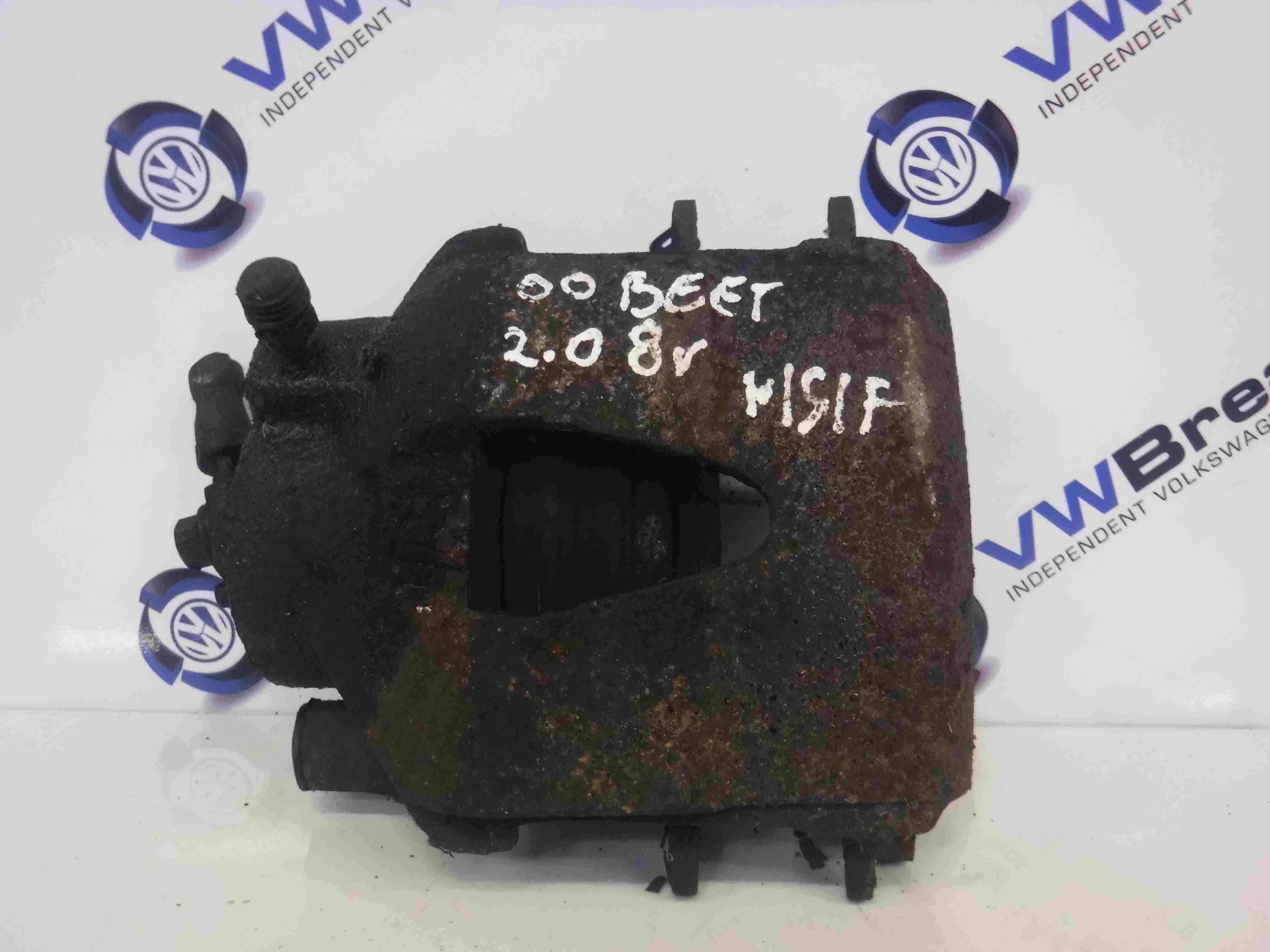Volkswagen Beetle 1998-2006 2.0 8v Passenger NSF Front Brake Caliper
