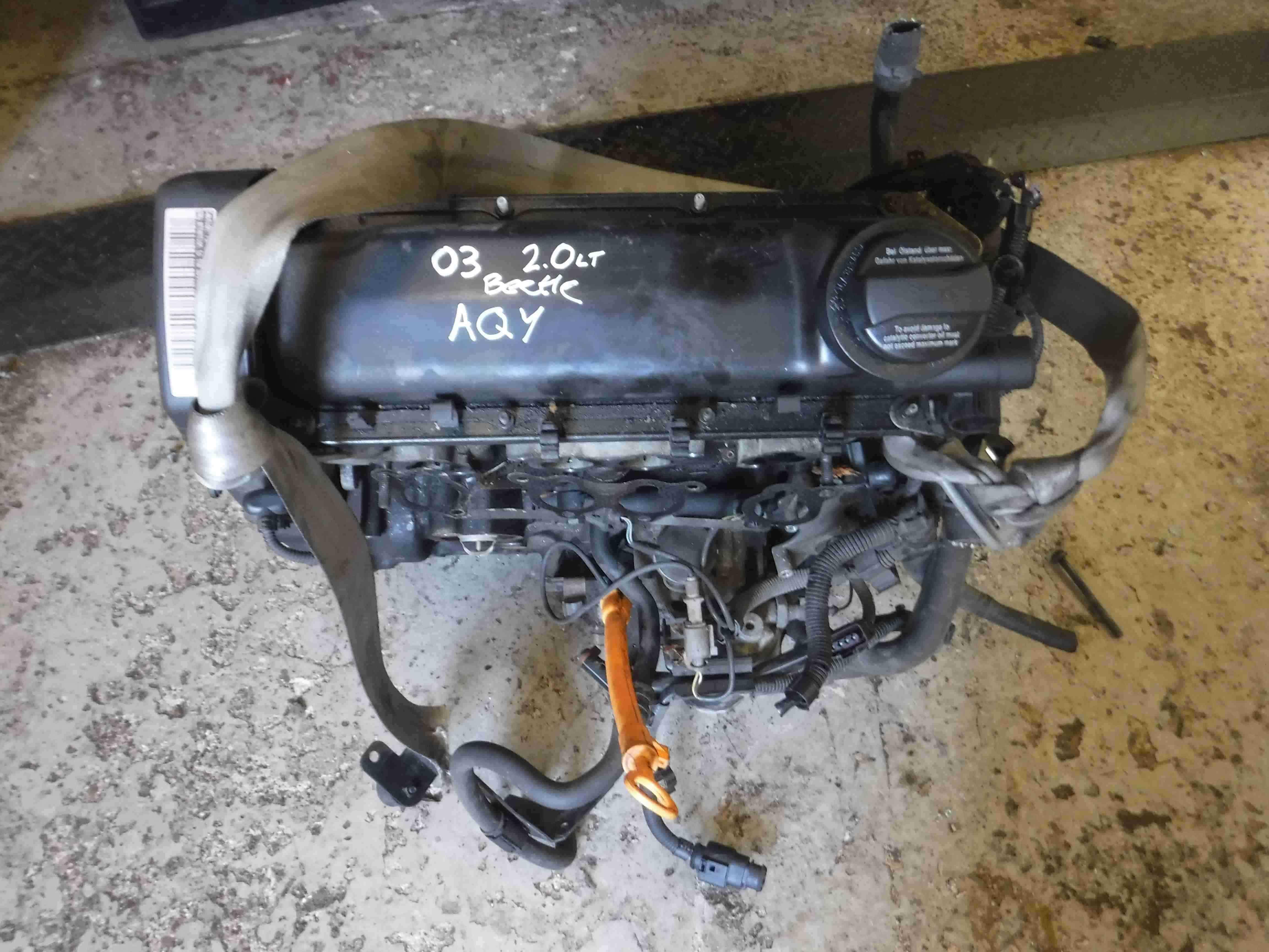 Volkswagen Beetle 1998-2006 2.0 Engine AQY