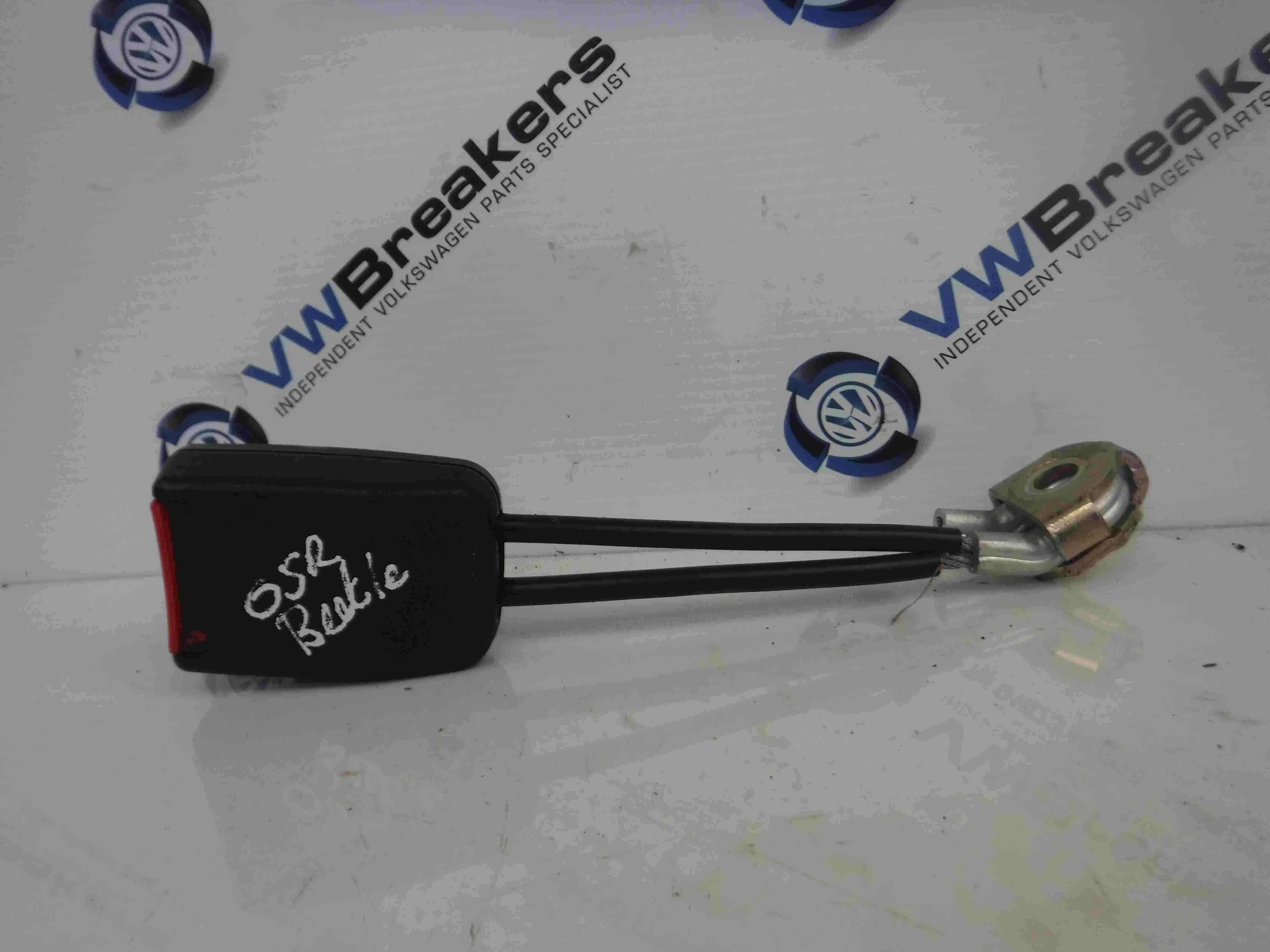 Volkswagen Beetle 1998-2006 Drivers OSR Rear Seat Buckle Clip
