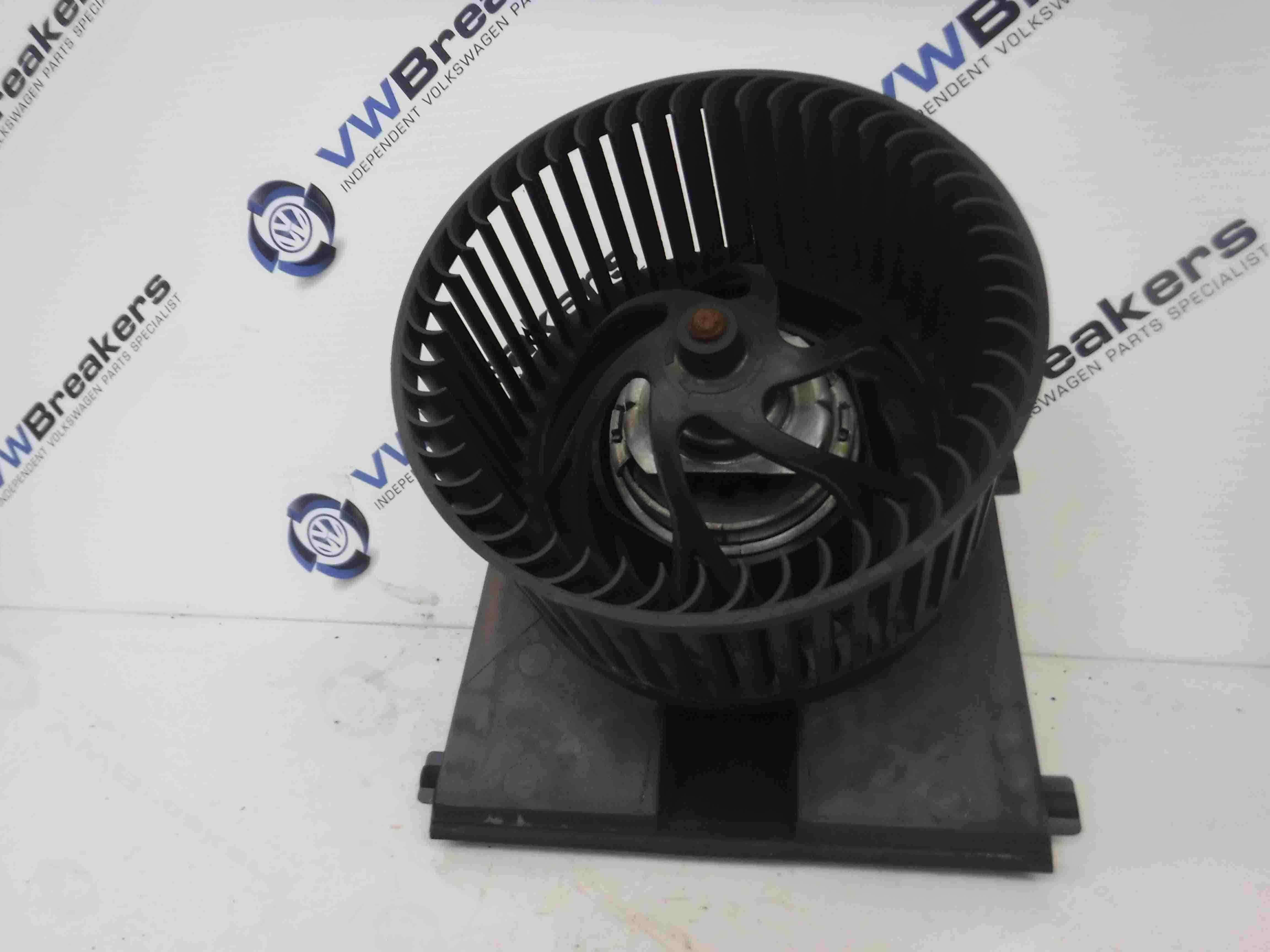 Volkswagen Beetle 1998-2006 Heater Blower Motor Fan 1J2819021C 1J2819021B