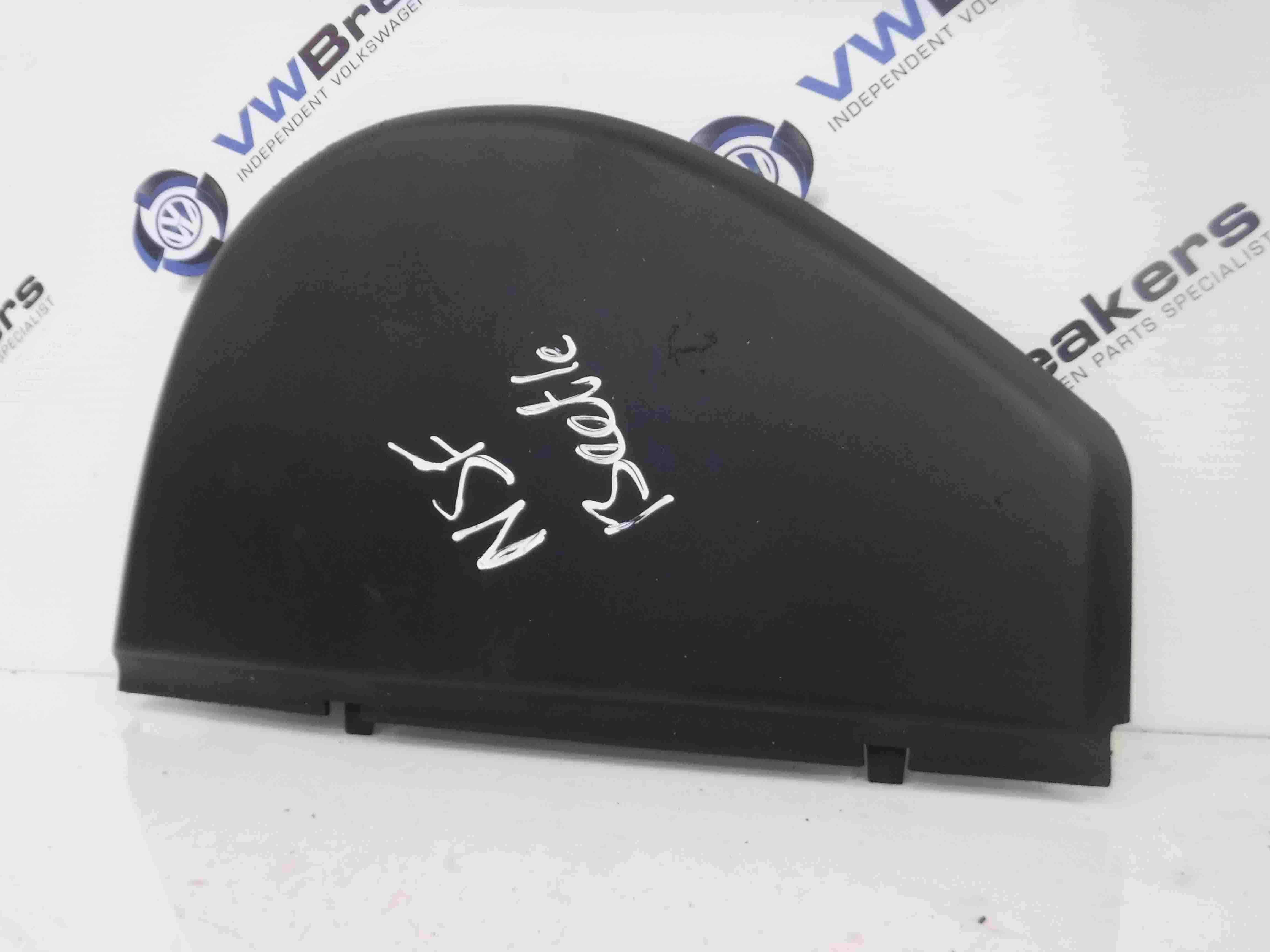 Volkswagen Beetle 1998-2006 Passenger NS End Cap 1C2858247