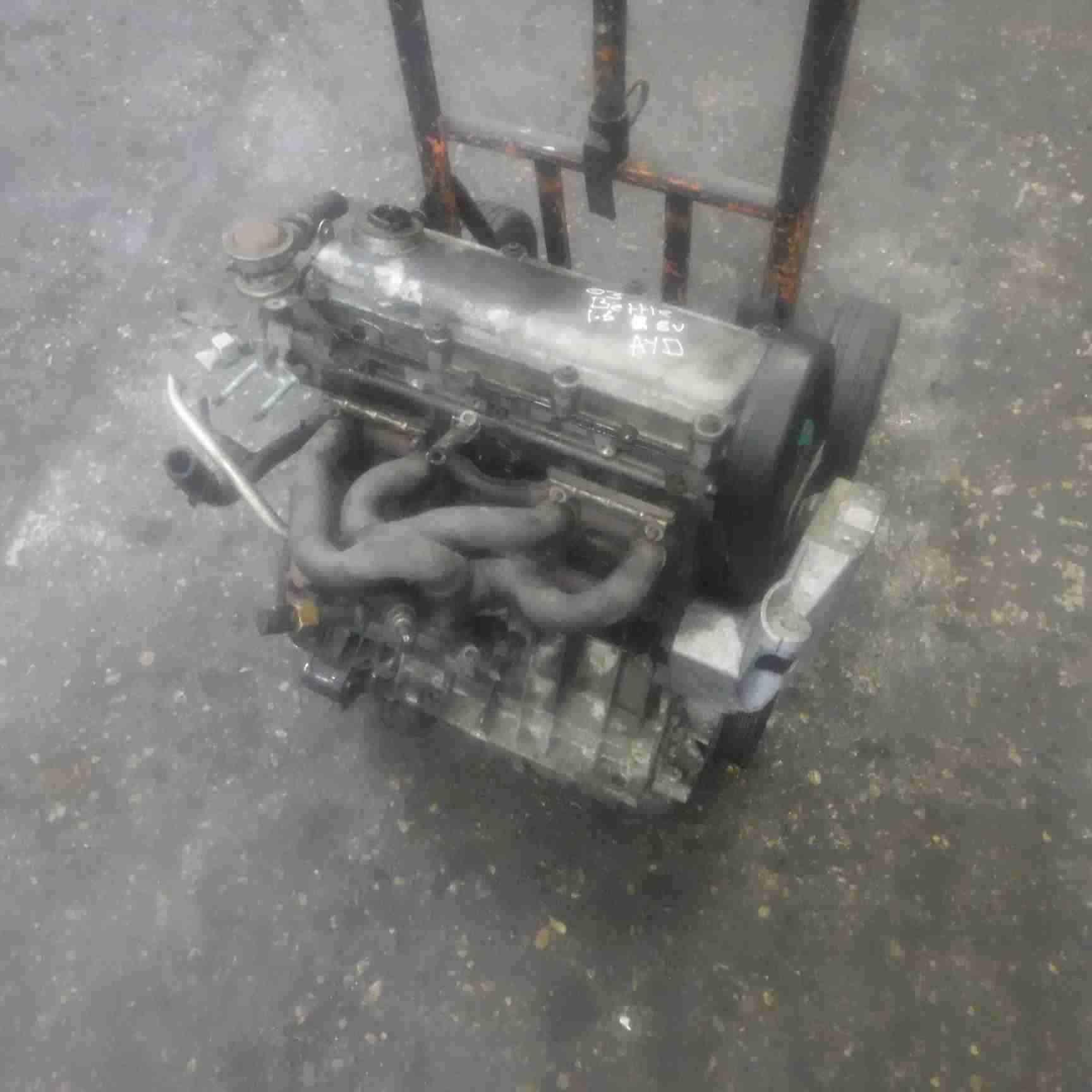 Volkswagen Beetle 1999-2006 1.6 8v Engine *3 Months Warranty* AYD