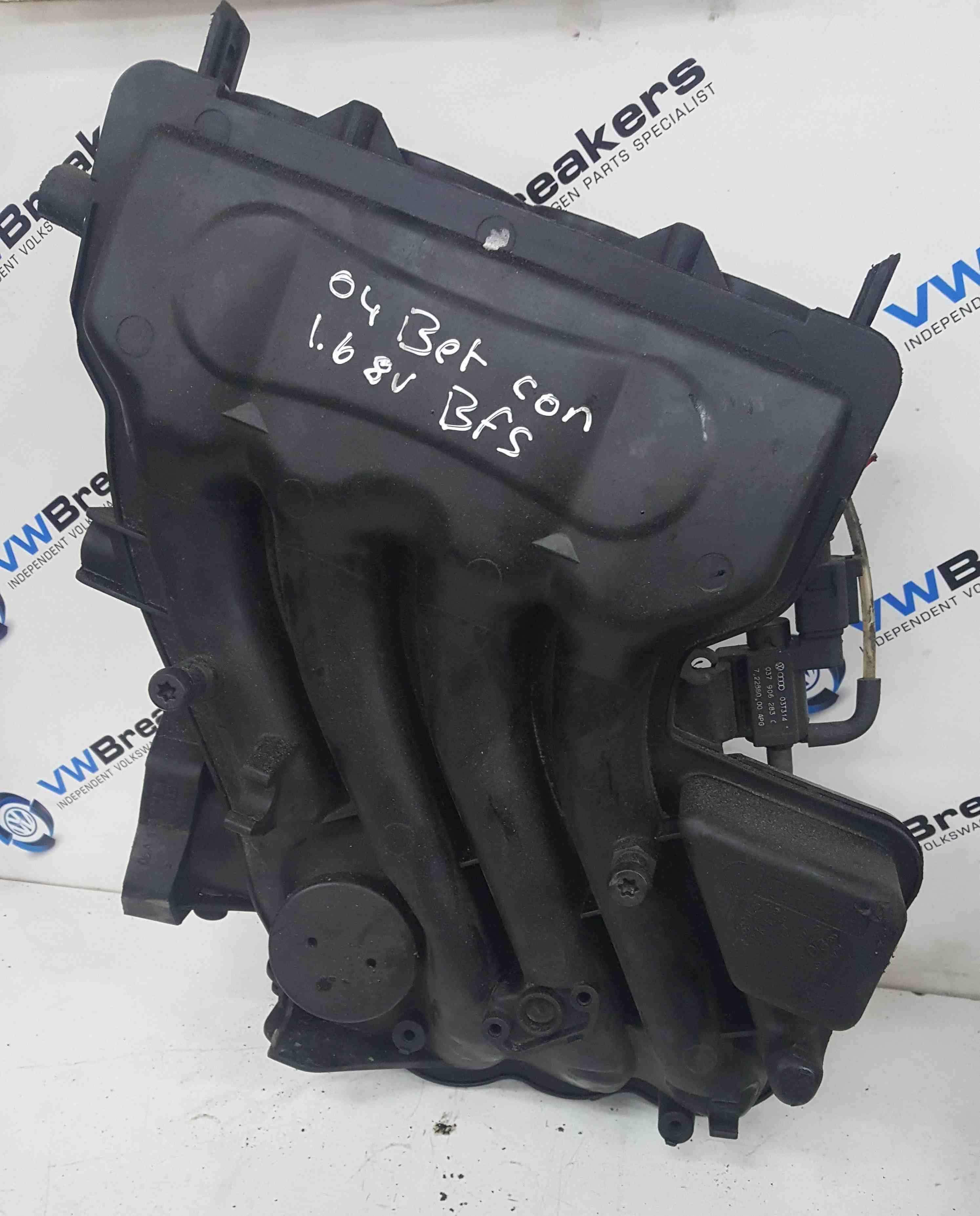 Volkswagen Beetle 2002-2011 1.6 8v Intake Inlet Manifold Mani BFS 06A133185DN