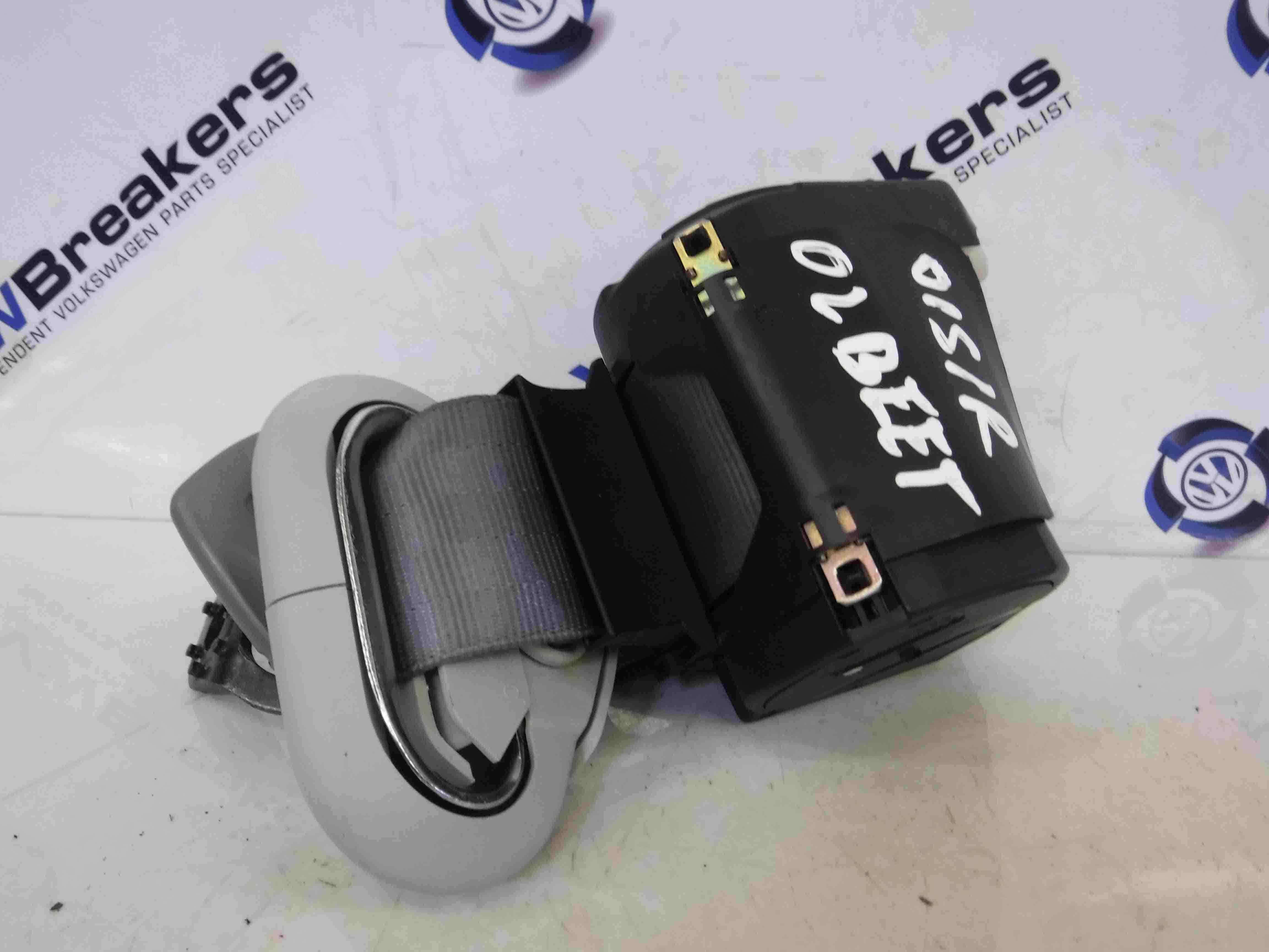 Volkswagen Beetle 1999-2006 Drivers OSR Rear Seat Belt