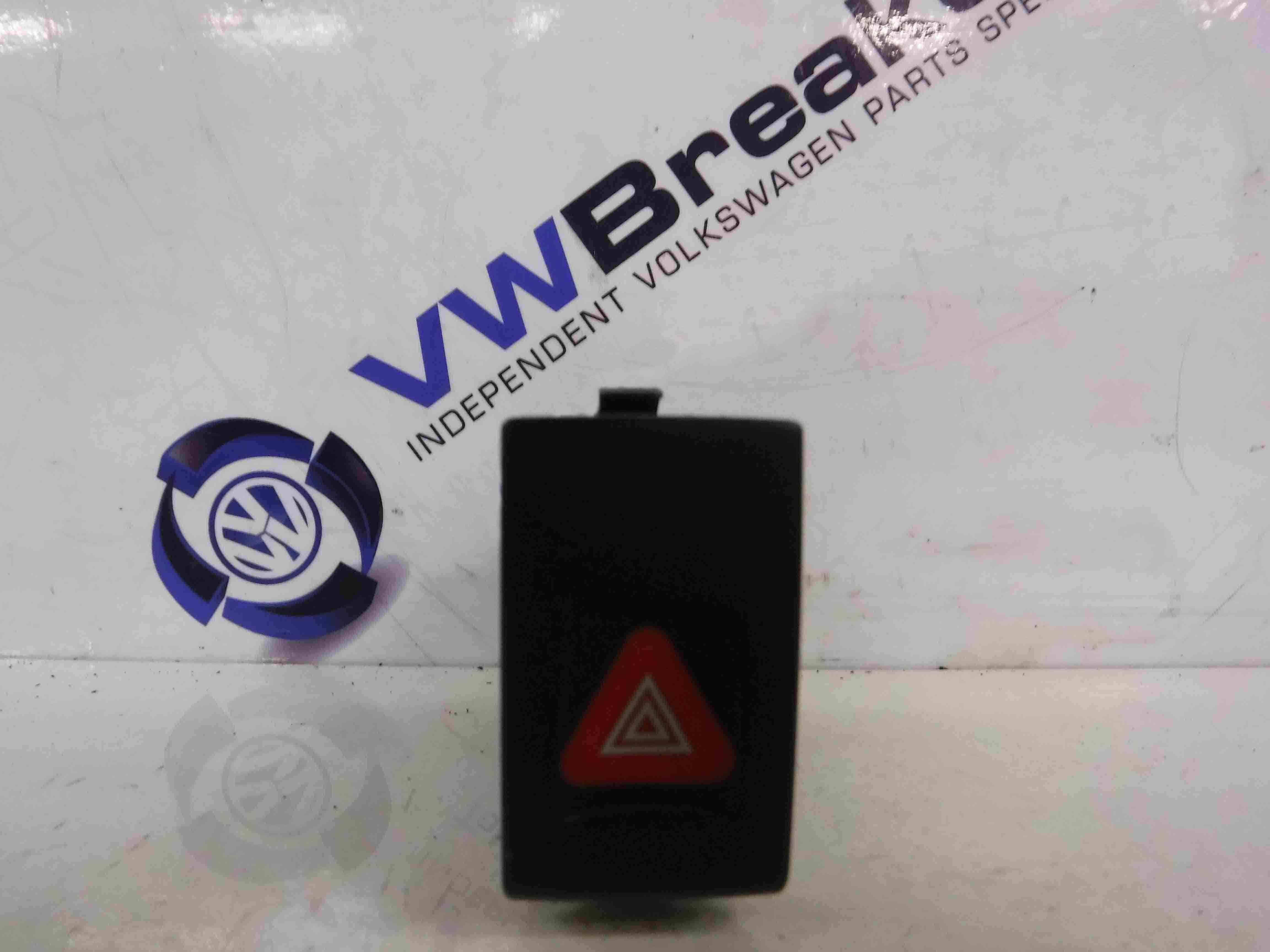 Volkswagen Beetle 1999-2006 Hazard Warning Switch Button 1C0953235B