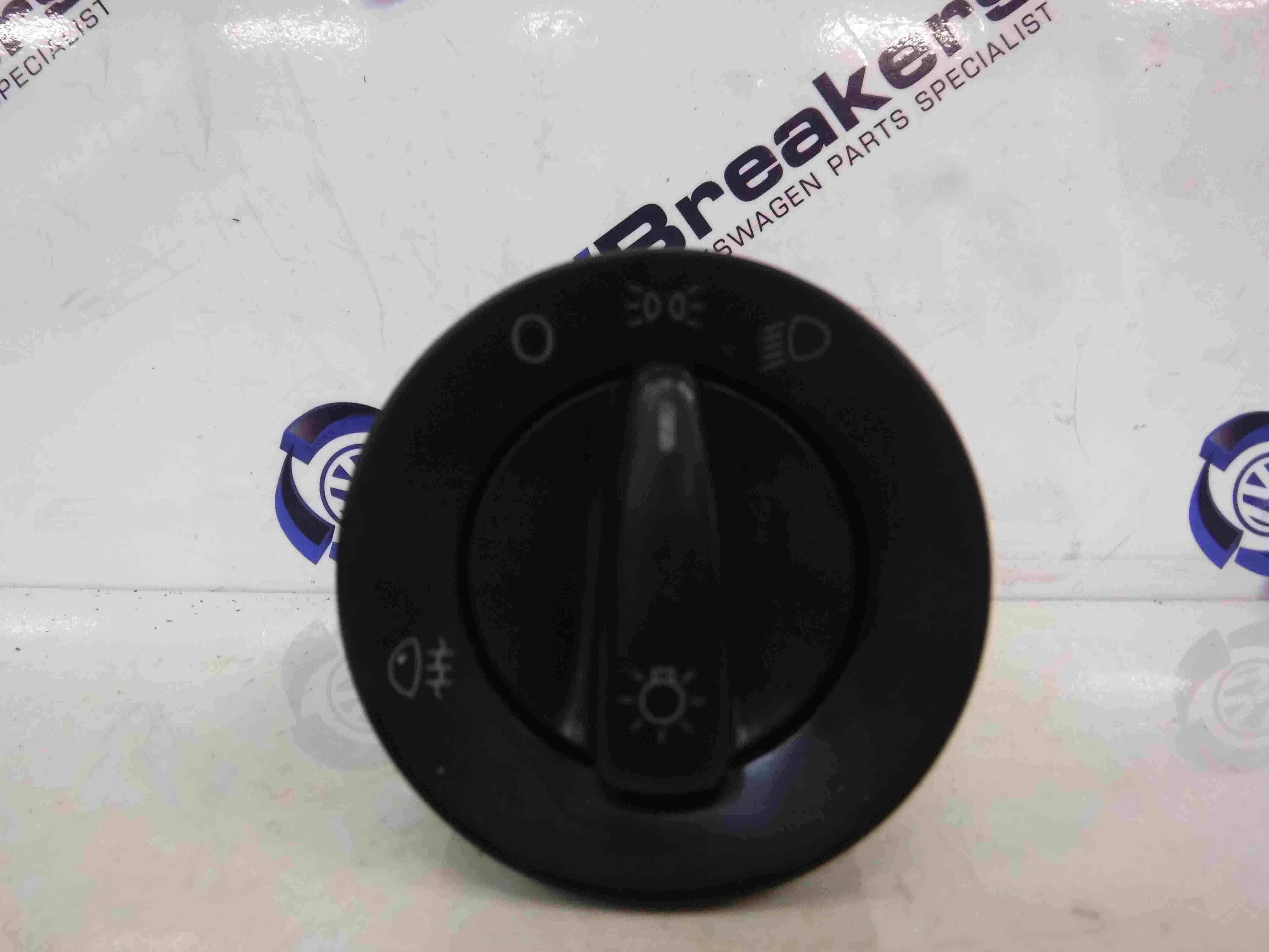Volkswagen Beetle 2002-2011 Headlight Switch Panel Rear Fog 1C0941531