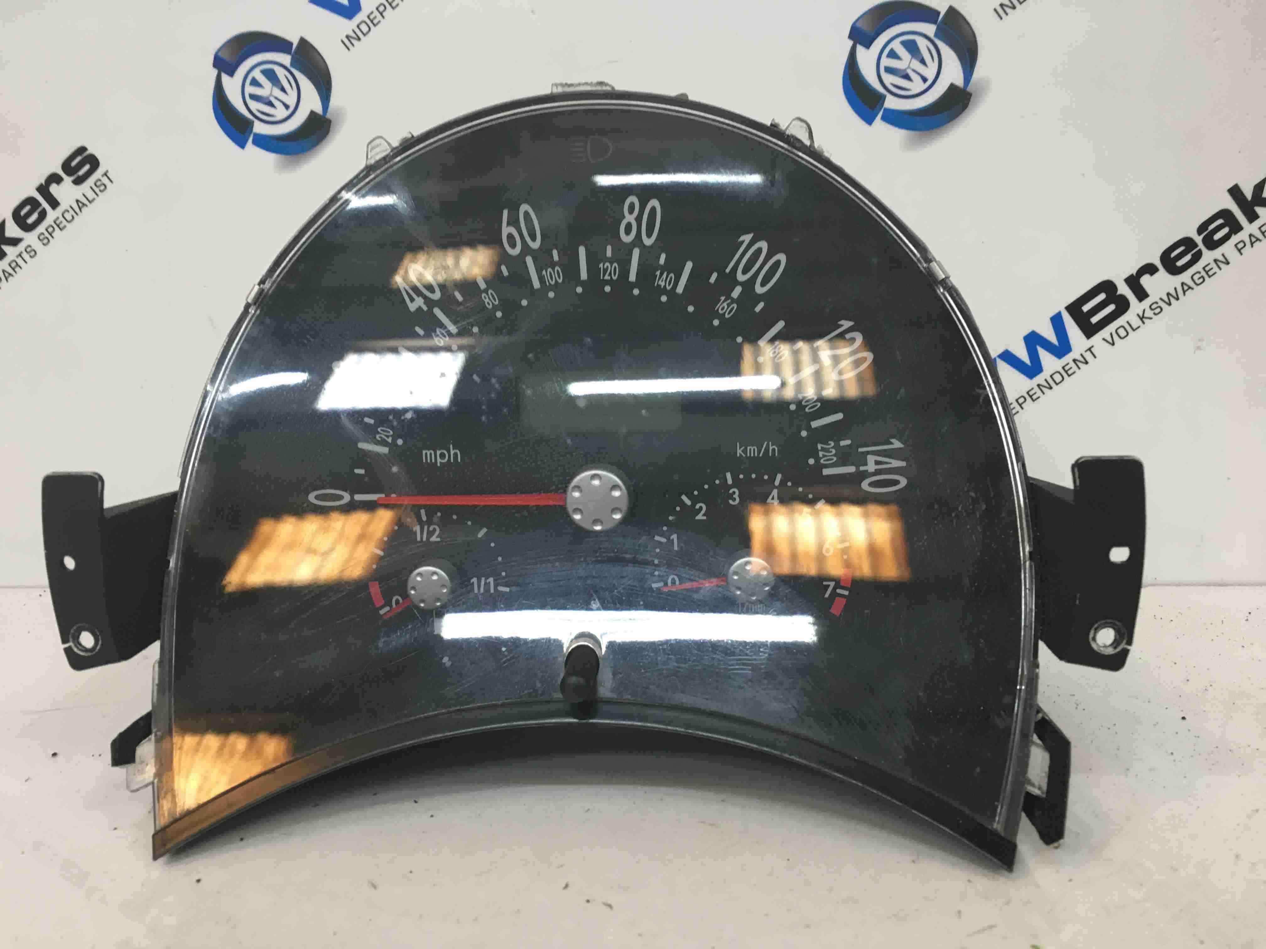 Volkswagen Beetle 1999-2006 Instrument Panel Clocks Cluster 1C0920920C