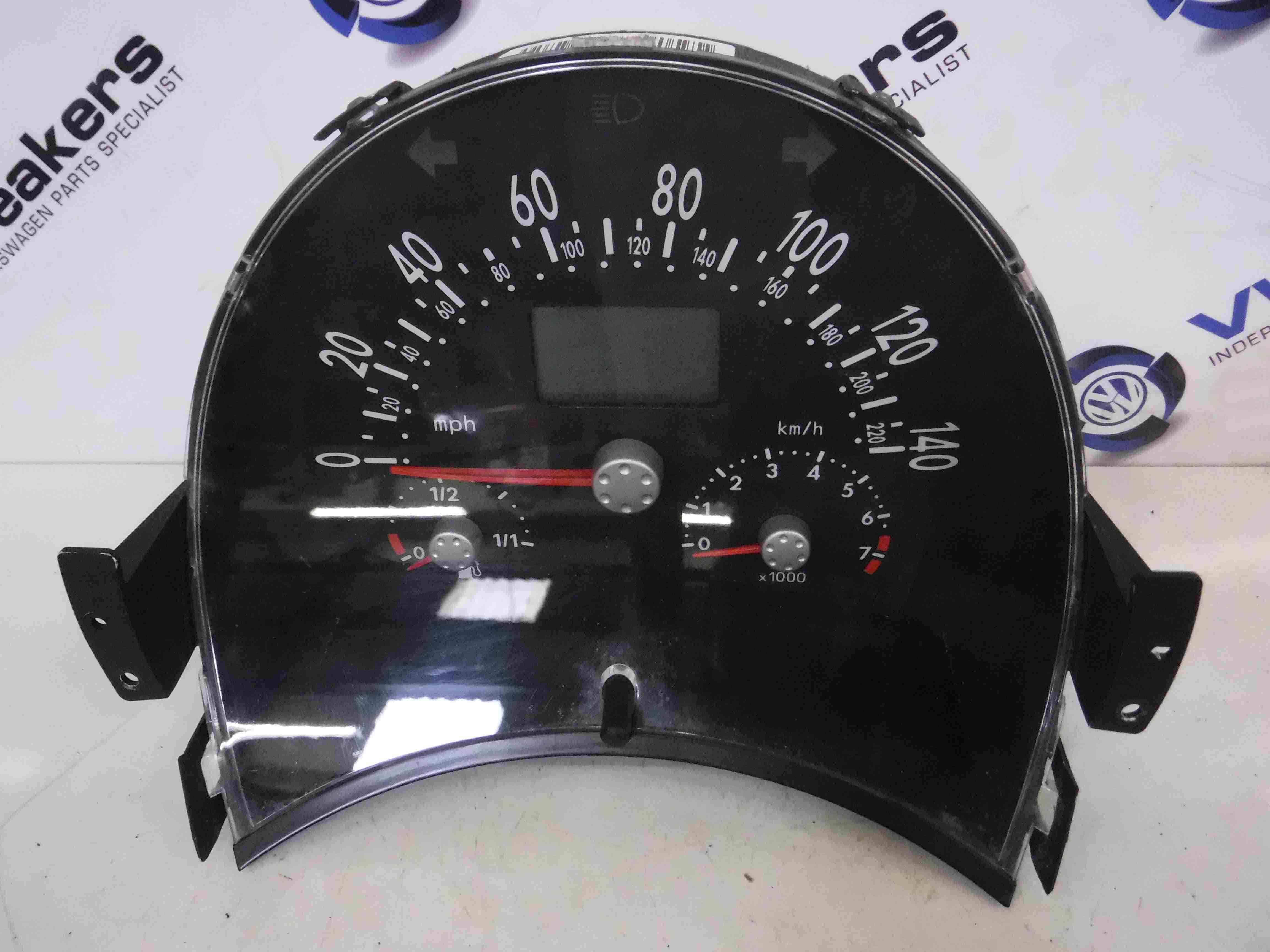 Volkswagen Beetle 1999-2006 Instrument Panel Dials Cluster Clocks 1C0920940C