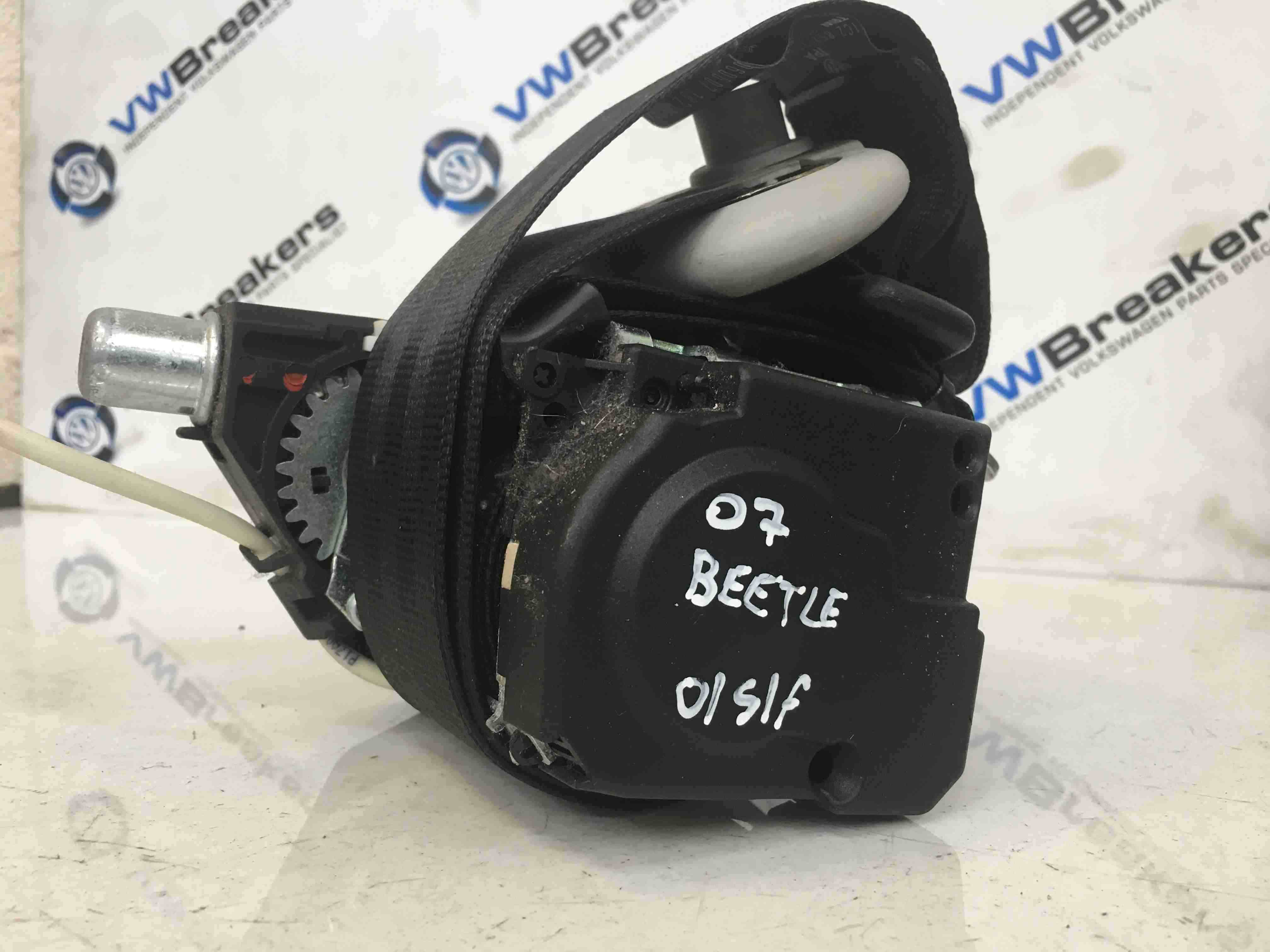Volkswagen Beetle 2006-2011 Drivers OSF Front Seatbelt