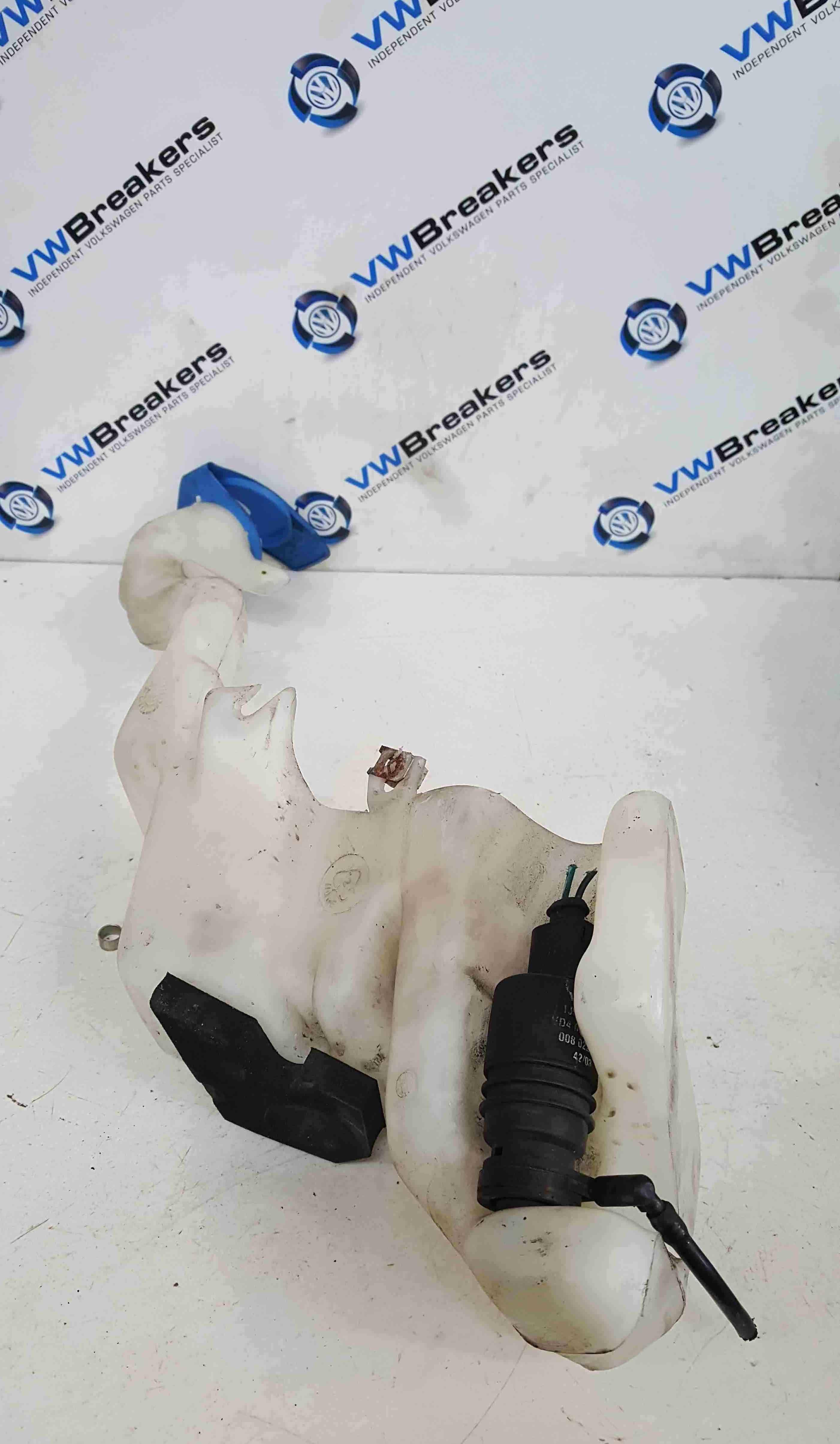 Volkswagen Beetle Convertible 2002-2011 Windscreen Washer Bottle + Pump