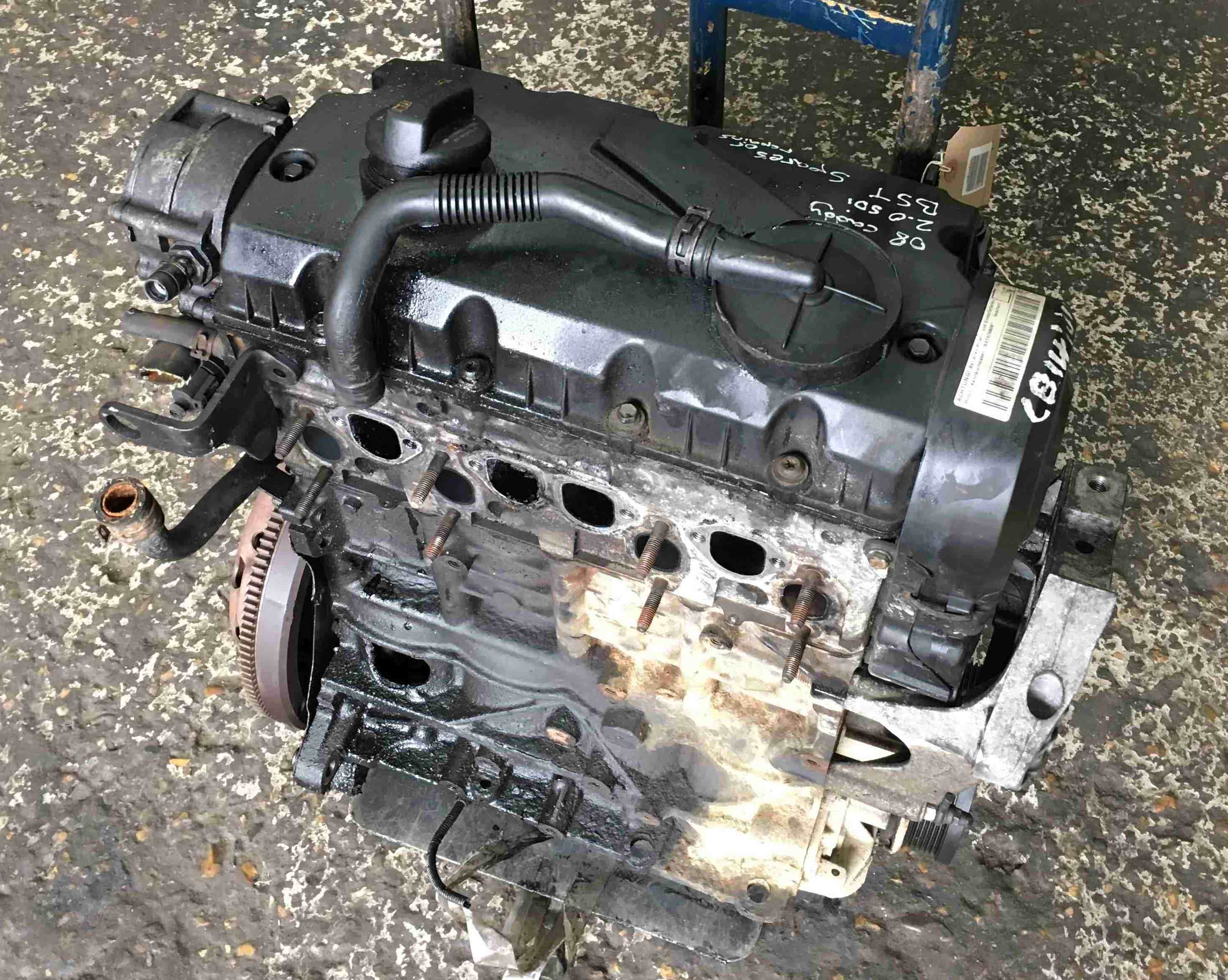 Volkswagen Caddy 2004-2010 2.0 BST SDi Engine Spares And Repairs