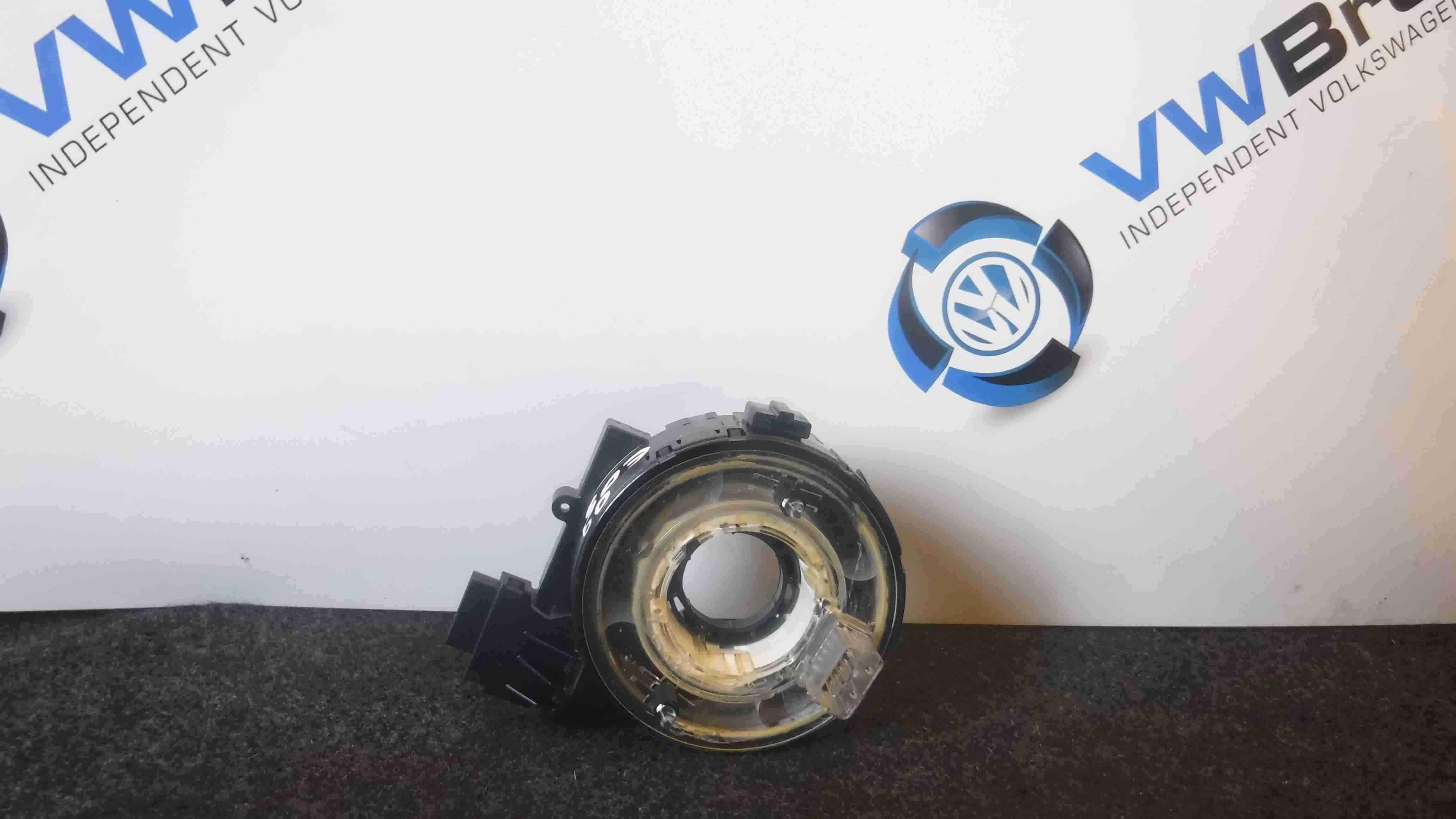 Volkswagen EOS 2005-2016 Steering Airbag Squib Slip Ring 1K0959653C