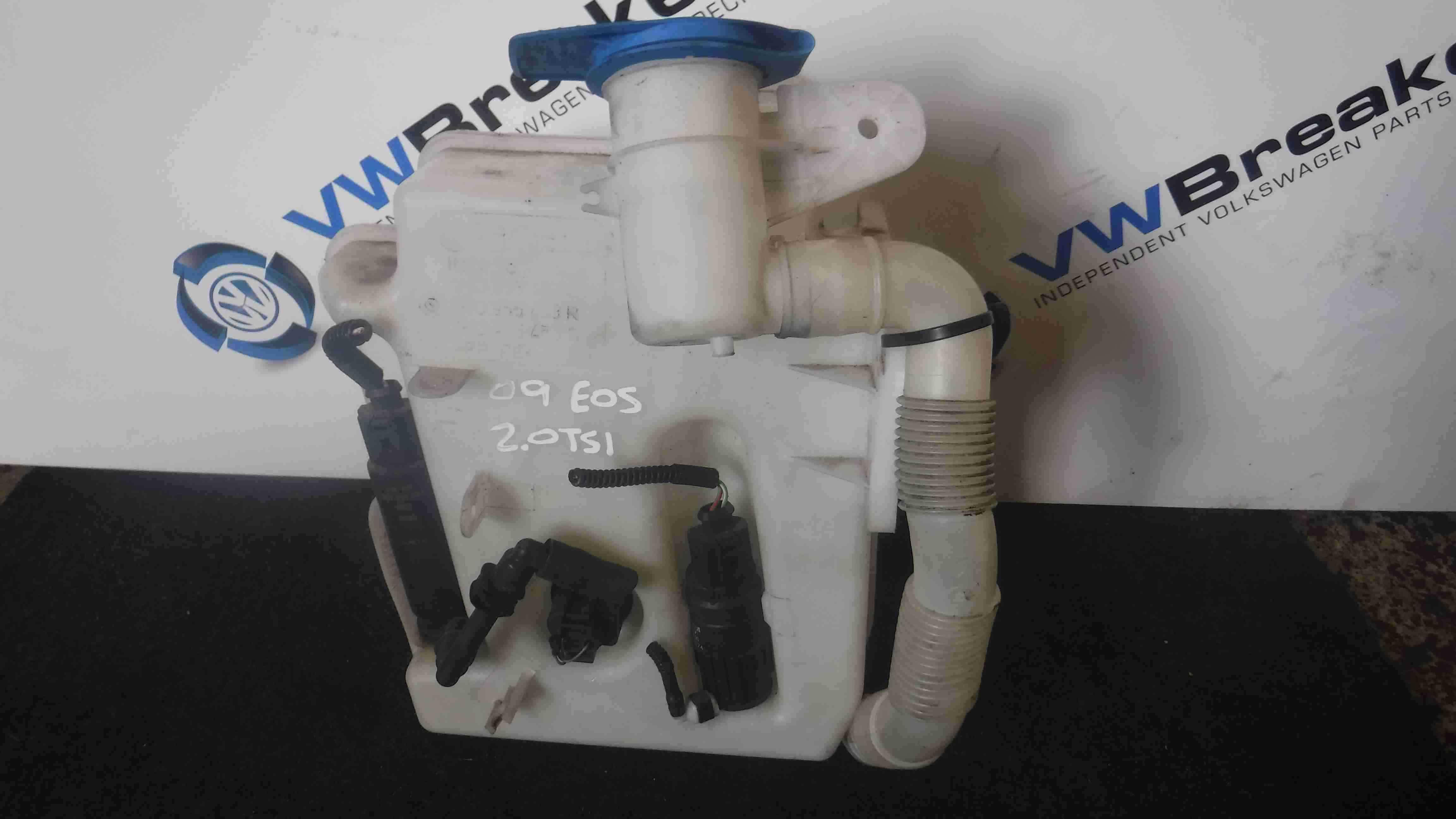 Volkswagen EOS 2005-2016 Windscreen Washer Bottle + Pump 1K0955453R