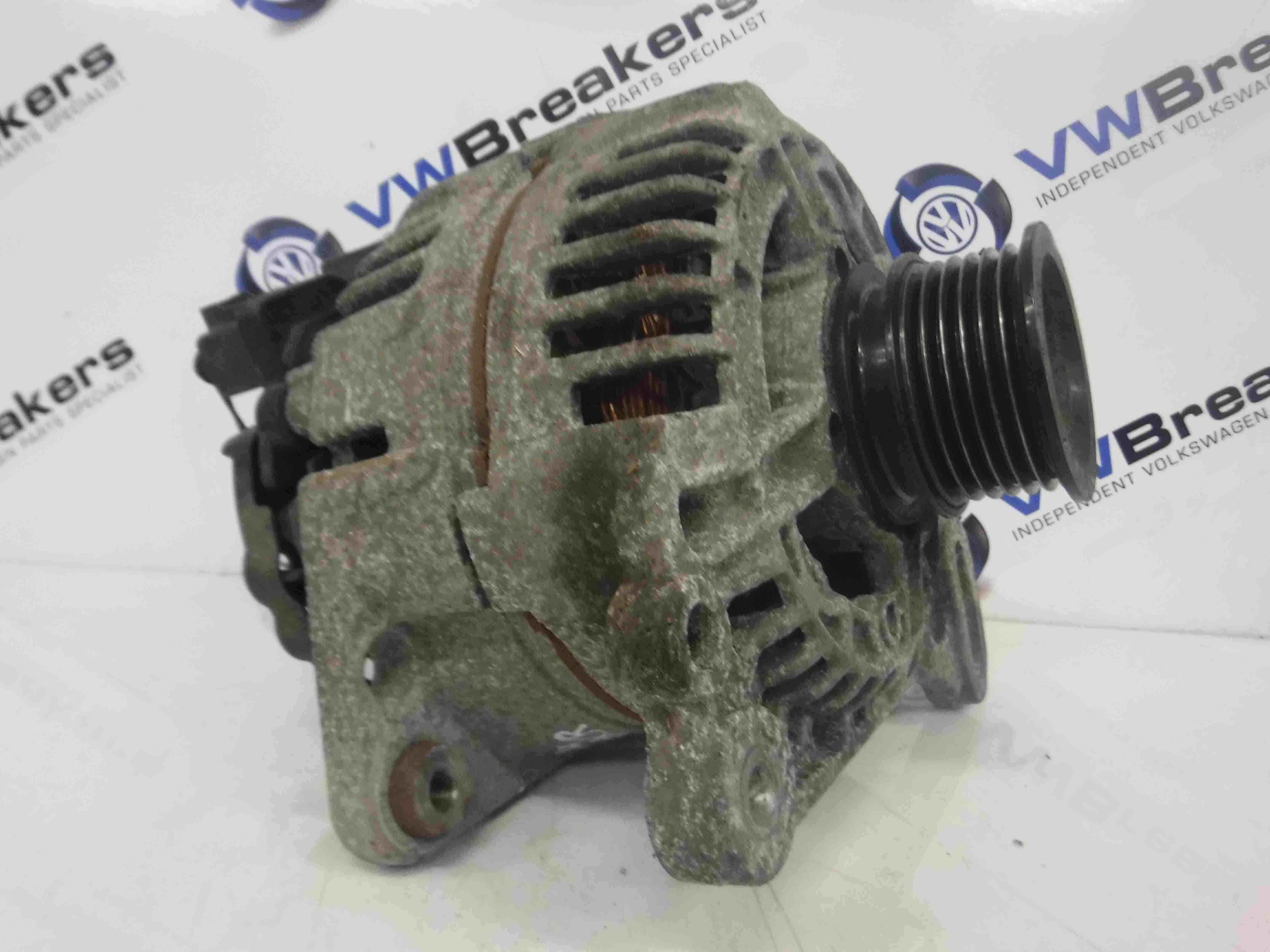Volkswagen Fox 2005-2011 1.4 8v Alternator 037903025G