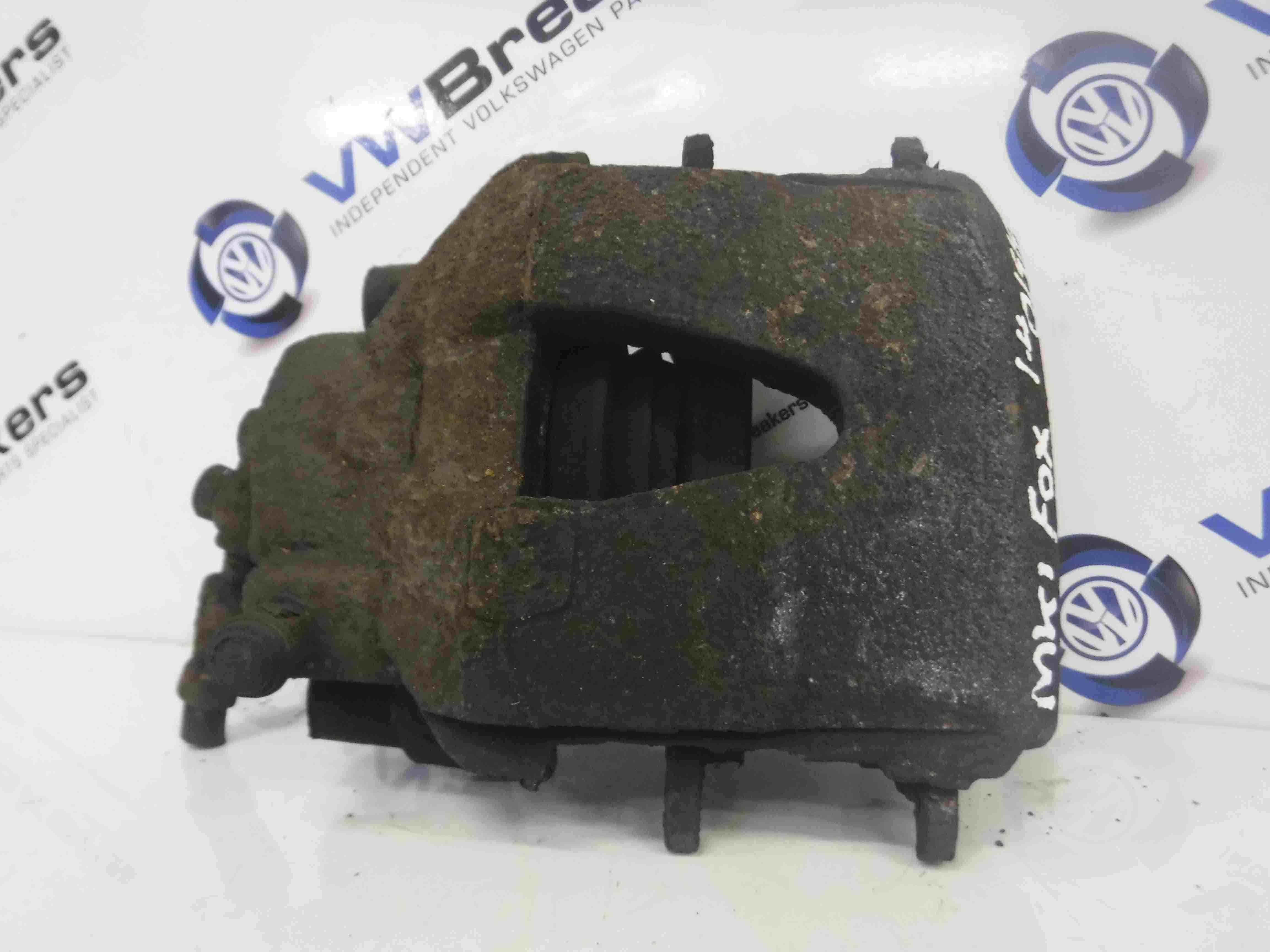Volkswagen Fox 2005-2011 1.4 8v Drivers OSF Front Brake Caliper