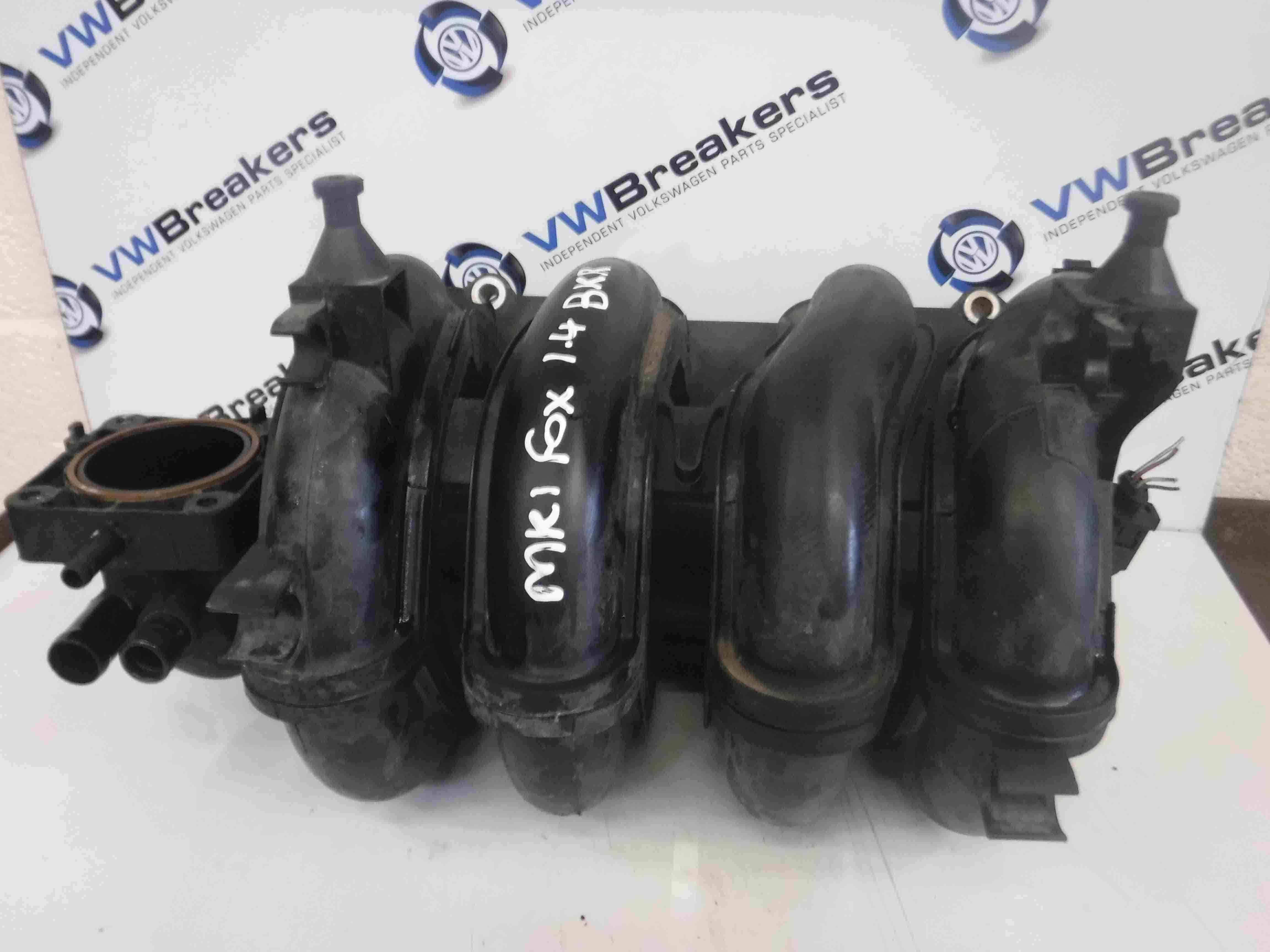 Volkswagen Fox 2005-2011 1.4 8v Inlet Manifold Mani 030129711CJ