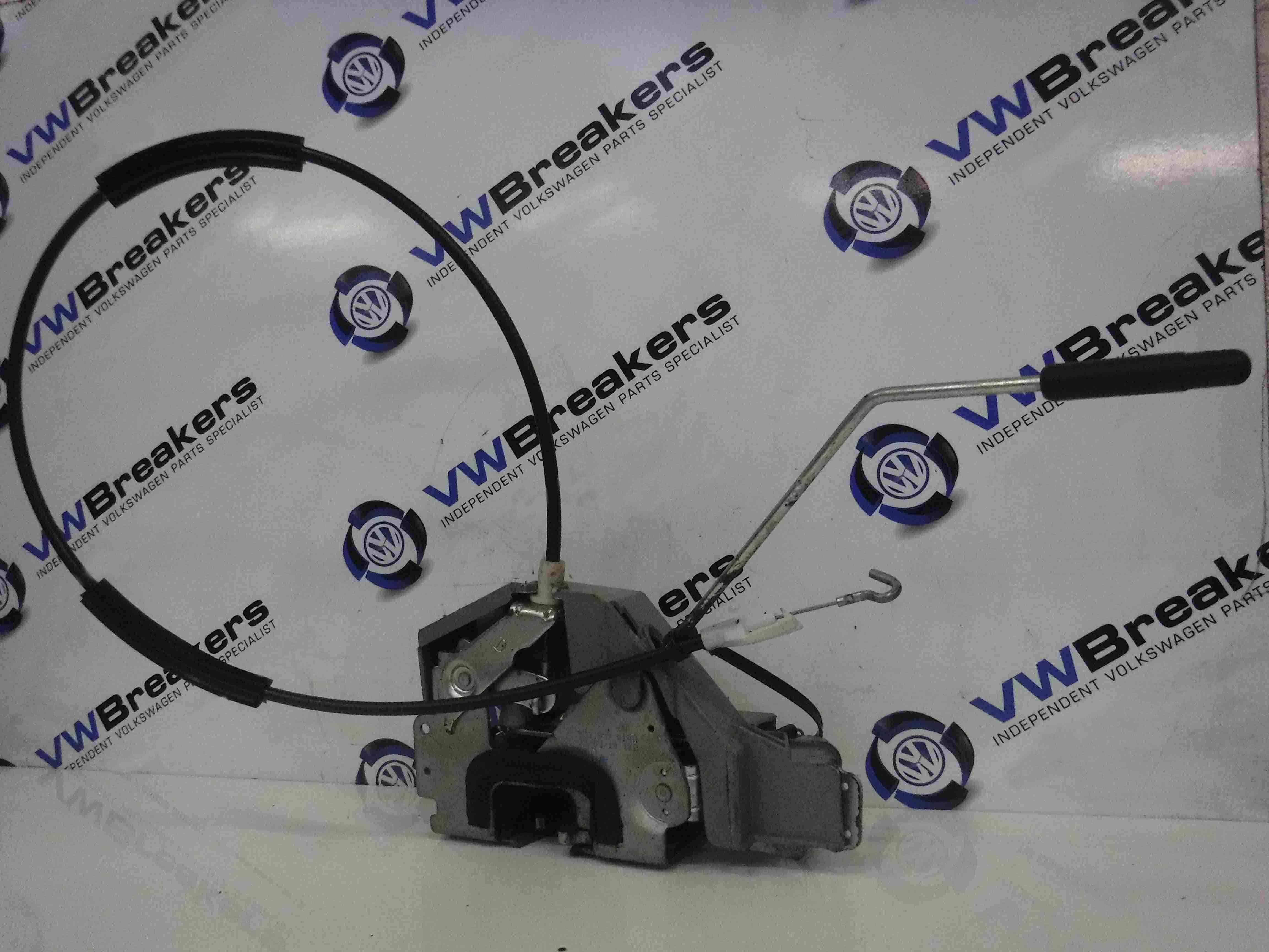 Volkswagen Fox 2005-2011 Drivers OSF Front Door Lock Mechanism 3dr 5Z2837014F