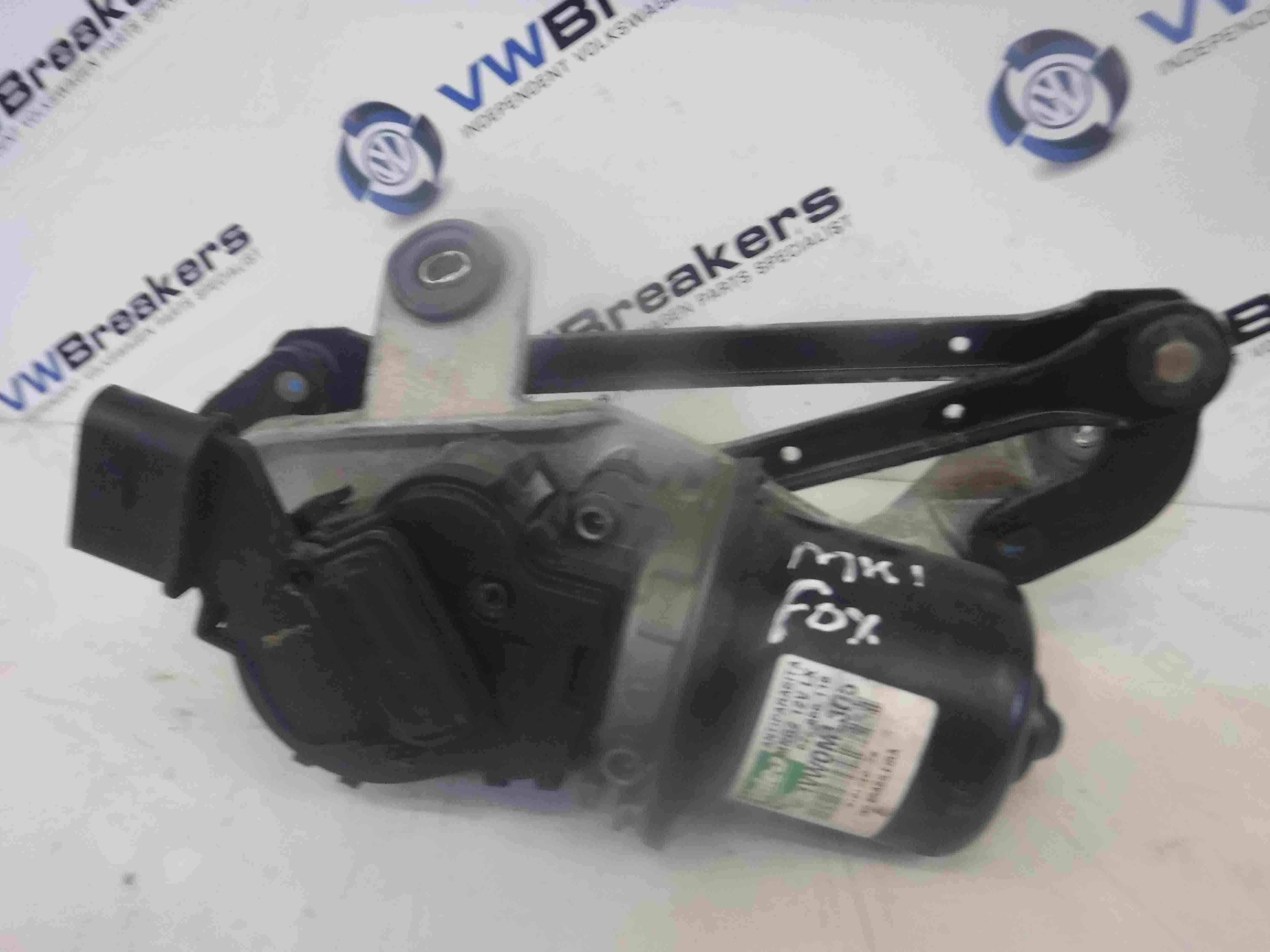 Volkswagen Fox 2005-2011 Front Windscreen Wiper Motor 1VW0ML305 5z2955023