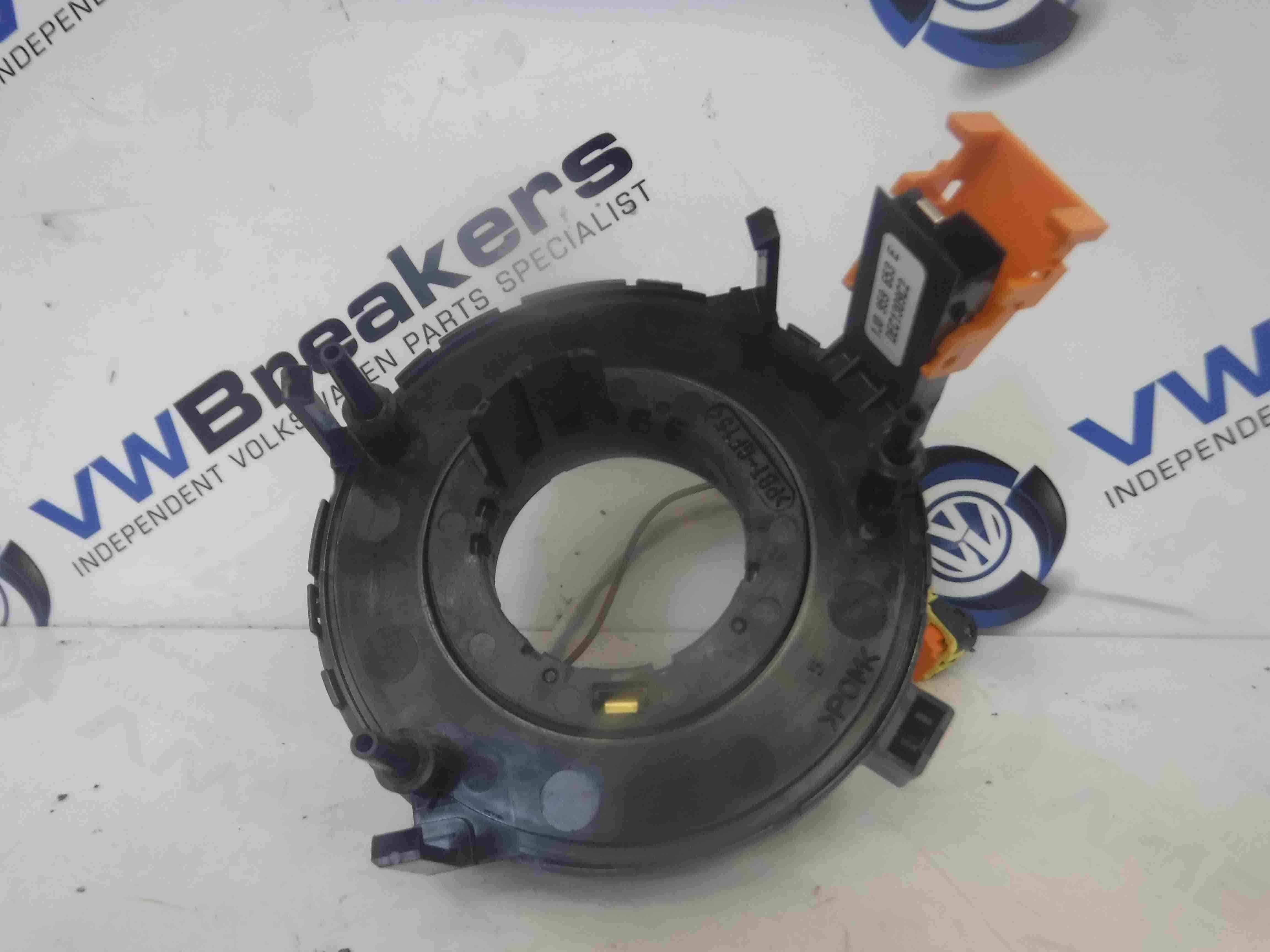 Volkswagen Fox 2005-2011 Steering Wheel Airbag Clock Spring Slip Ring 1J0959653E