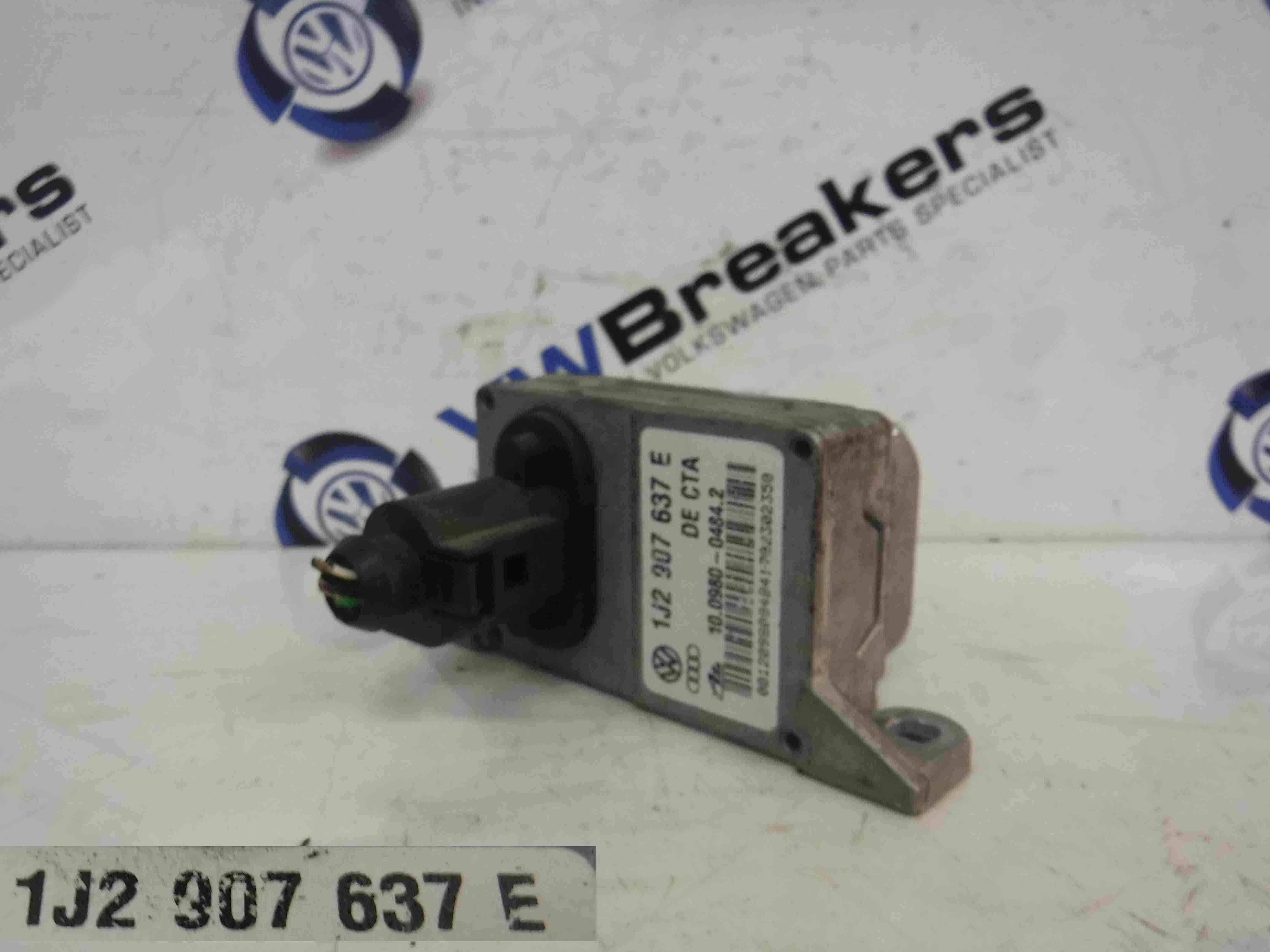 Volkswagen Golf 2002-2004 + Beetle ESP Yaw Rate Acceleration Sensor 1J2907637E