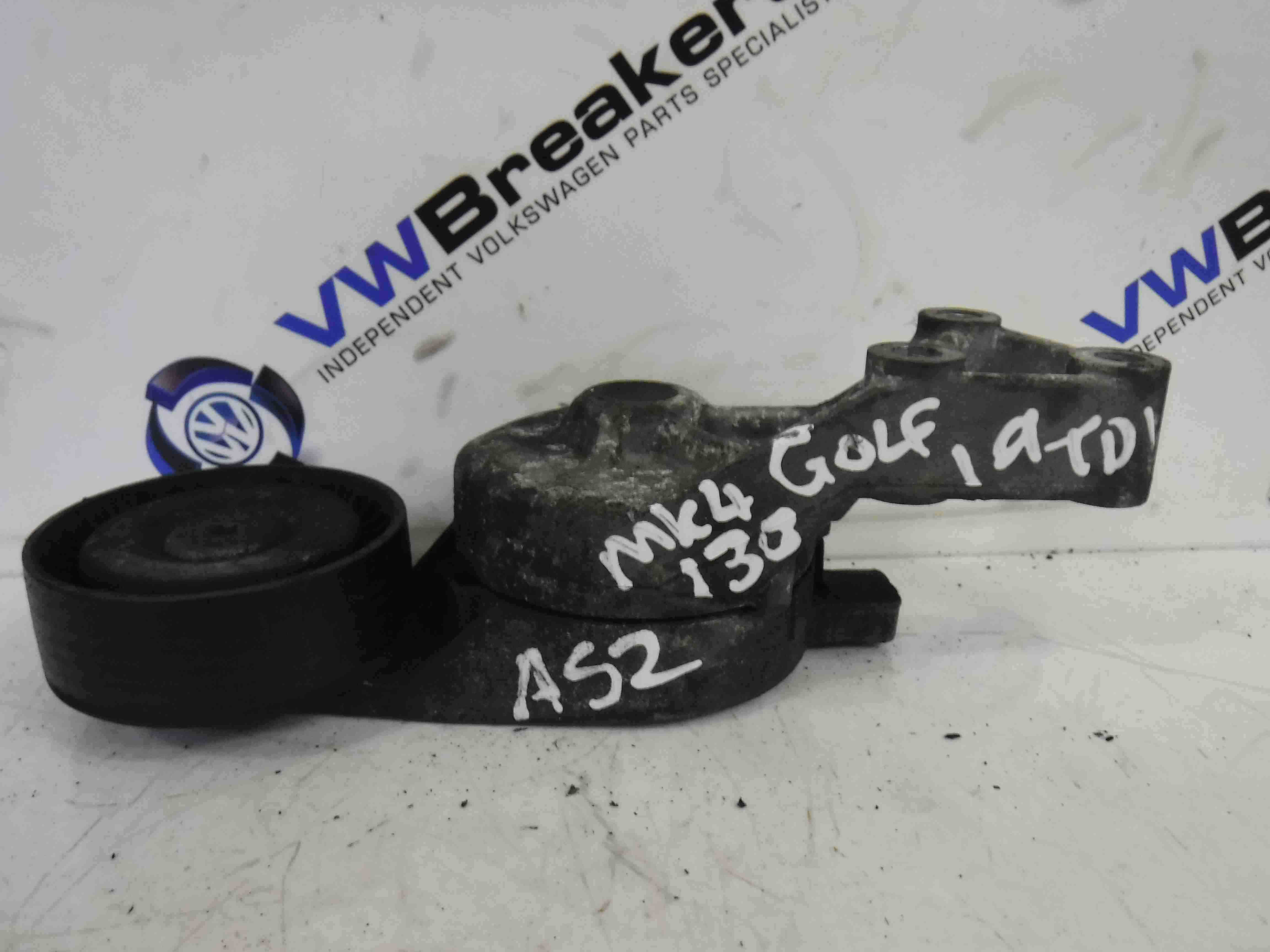 Volkswagen Golf MK4 1997-2004 1.9 tDi Aux Belt Tensioner Pulley 038903315F
