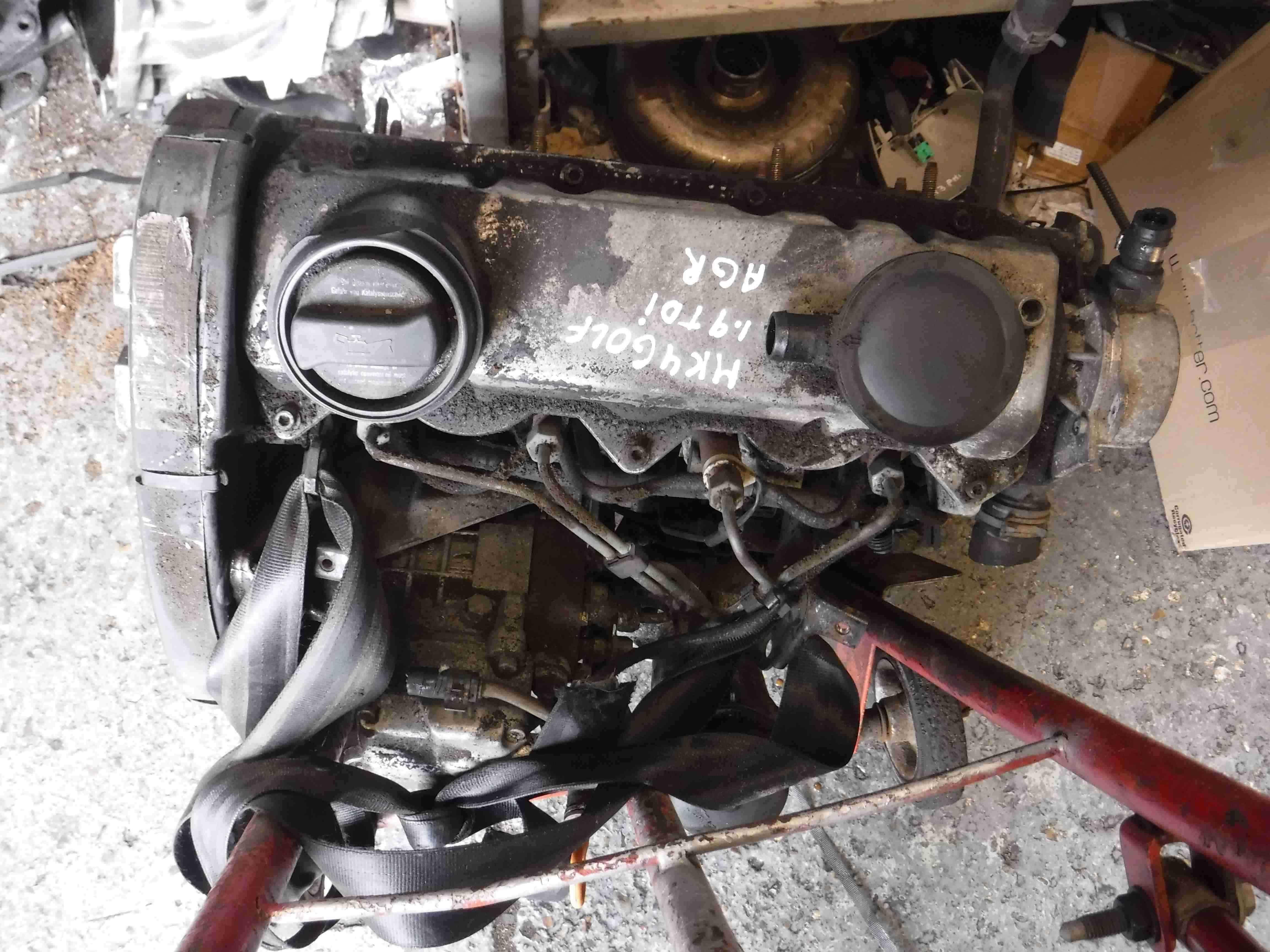 Volkswagen Golf MK4 1997-2004 1.9 tDi Engine AGR Automatic