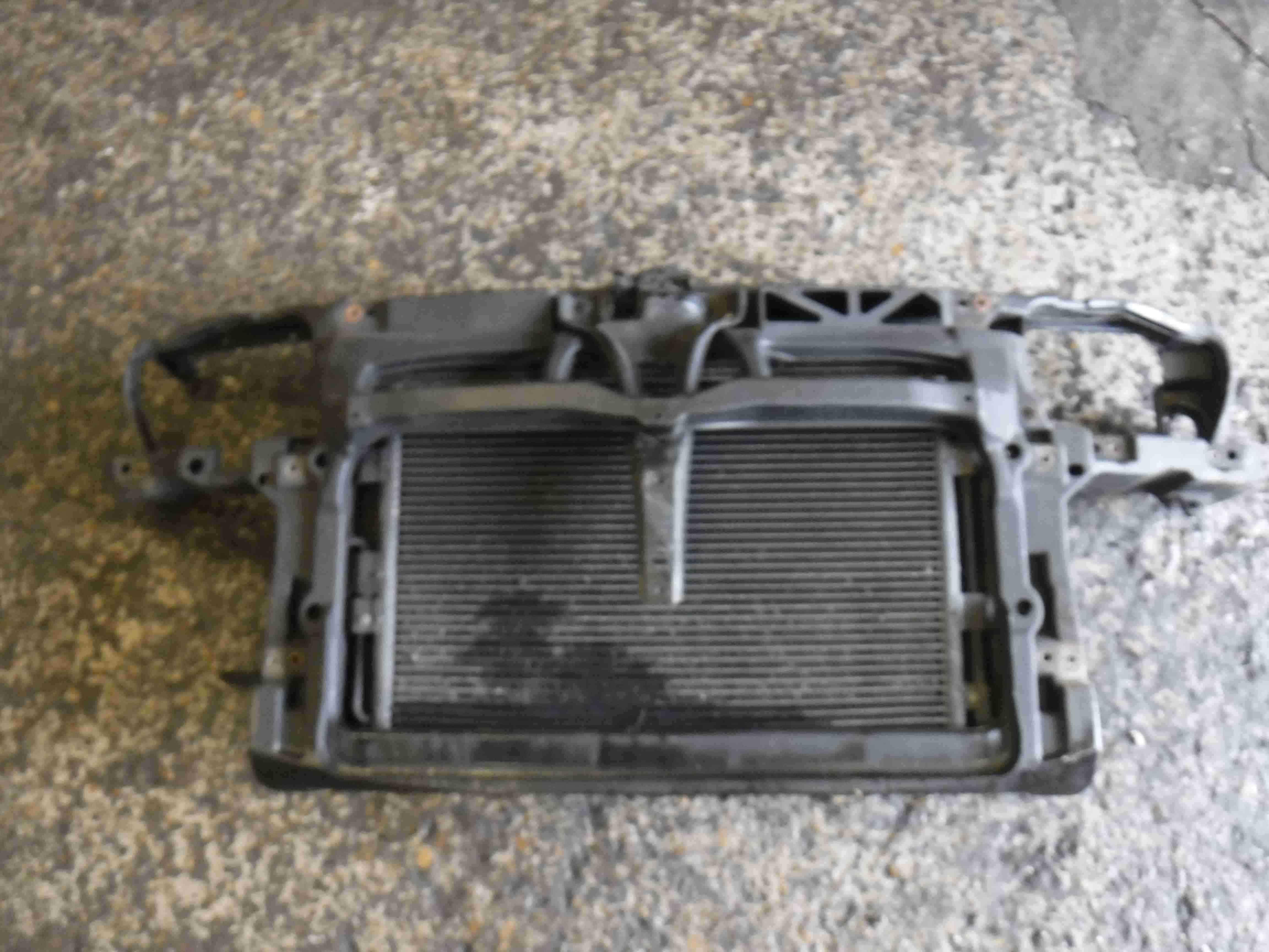 Volkswagen Golf MK4 1997-2004 1.9 tDi Front Panel Radiator Cooling Fan Rad Pack