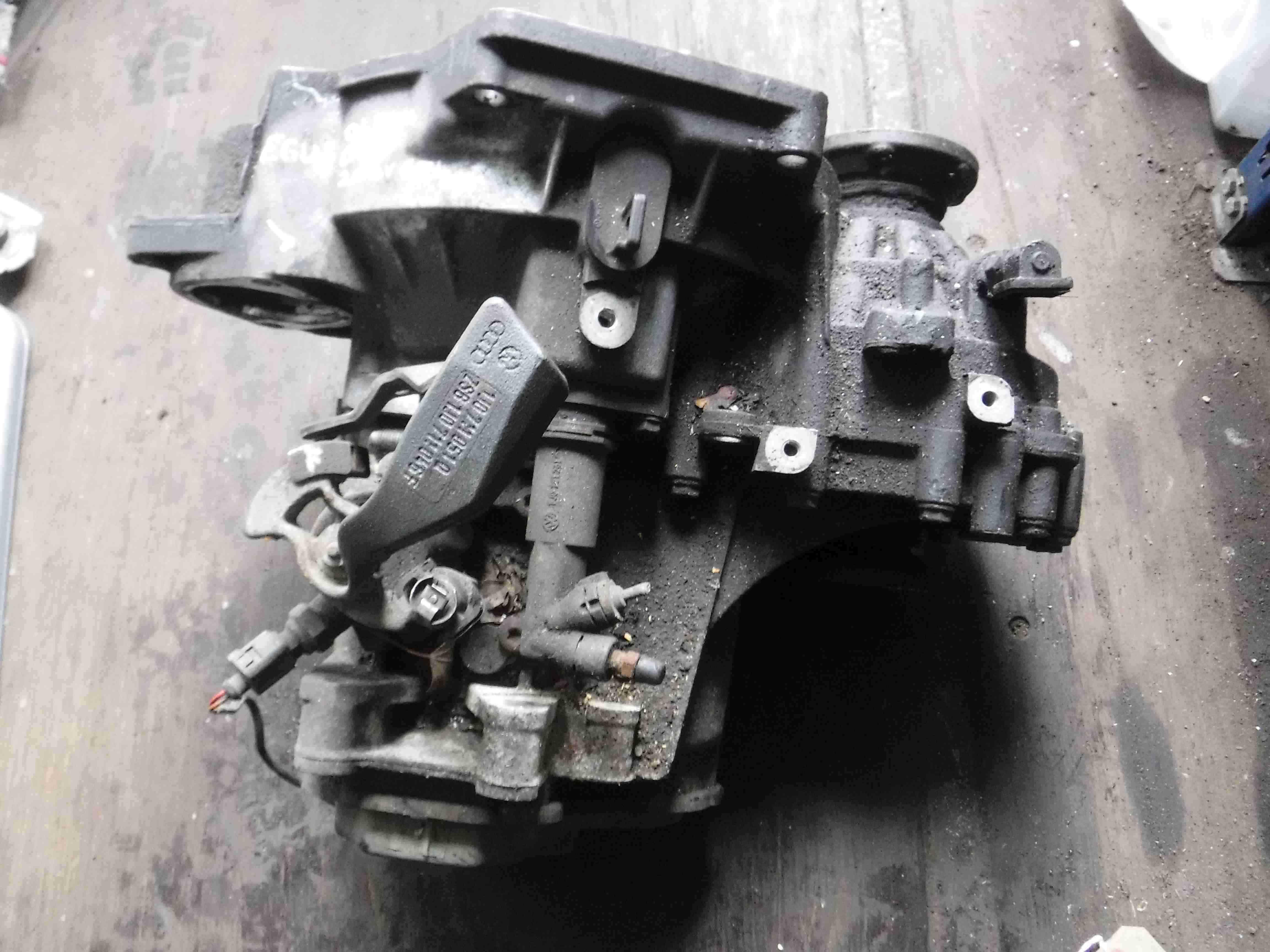 Volkswagen Golf MK4 1997-2004 2.0 gTi Gearbox EGU