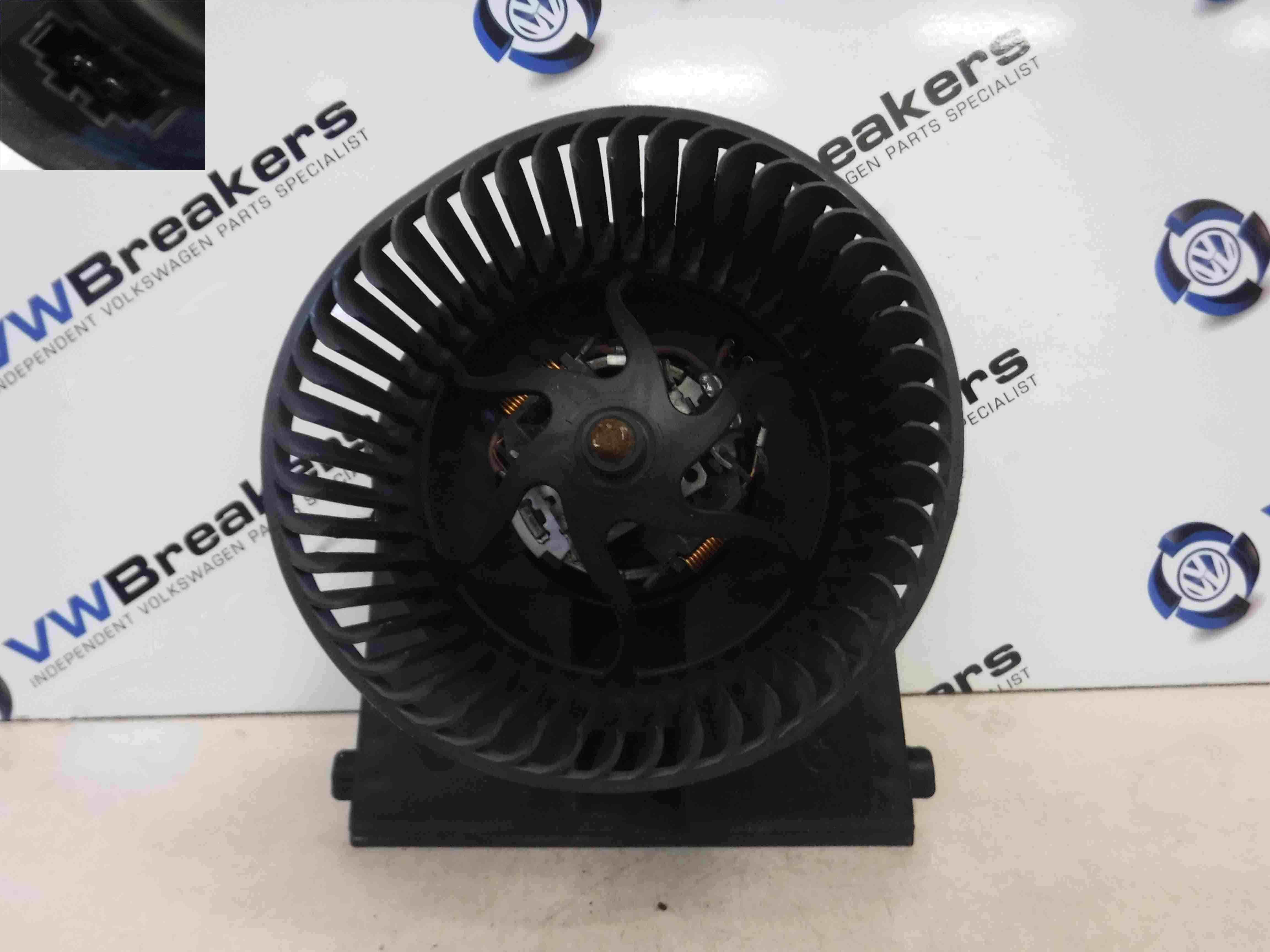 Volkswagen Golf MK4 1997-2004 Heater Motor Blower Fan 1J2819021C