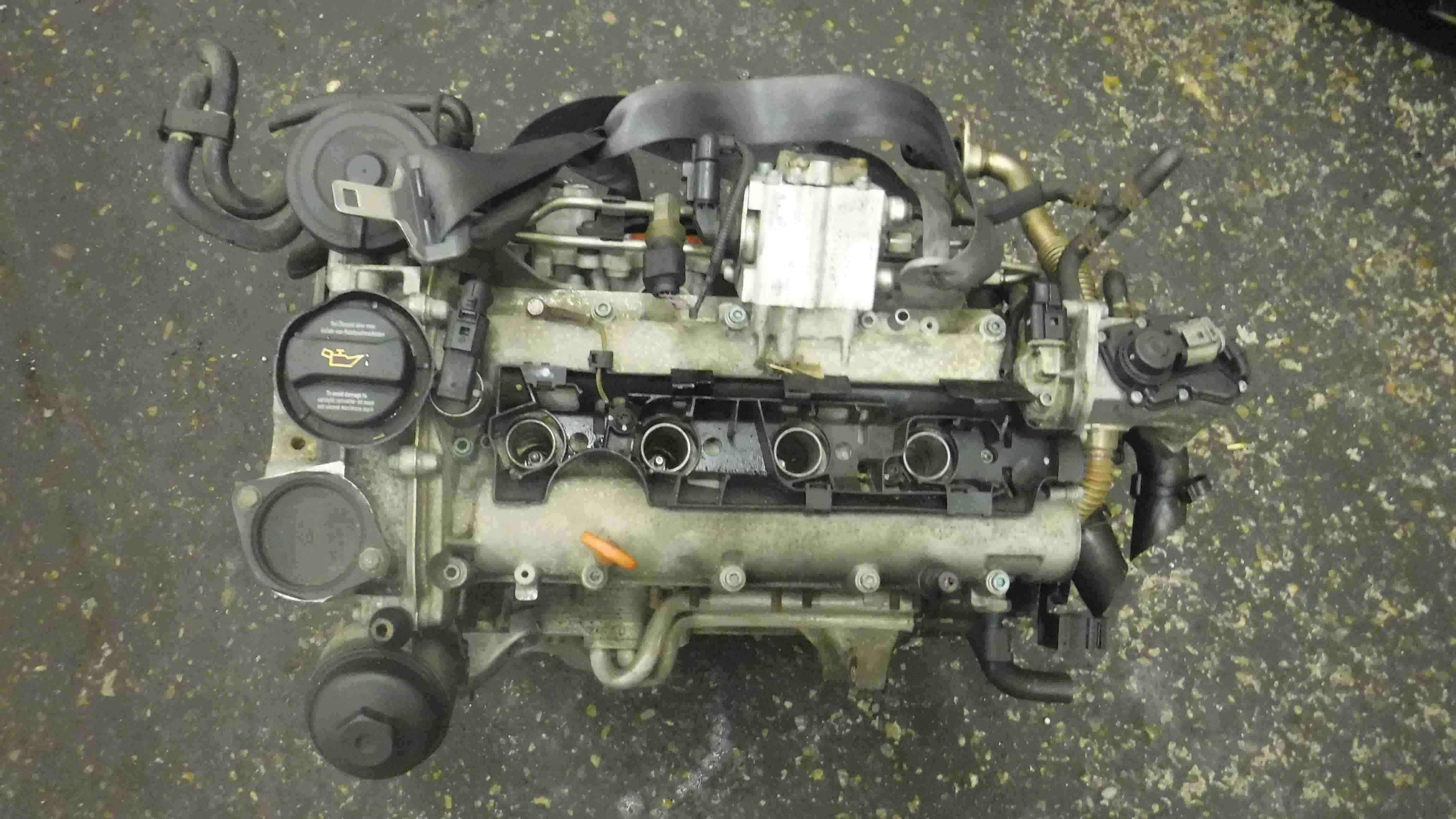 Volkswagen Golf MK5 2003-2009 1.6 FSI Engine BAG